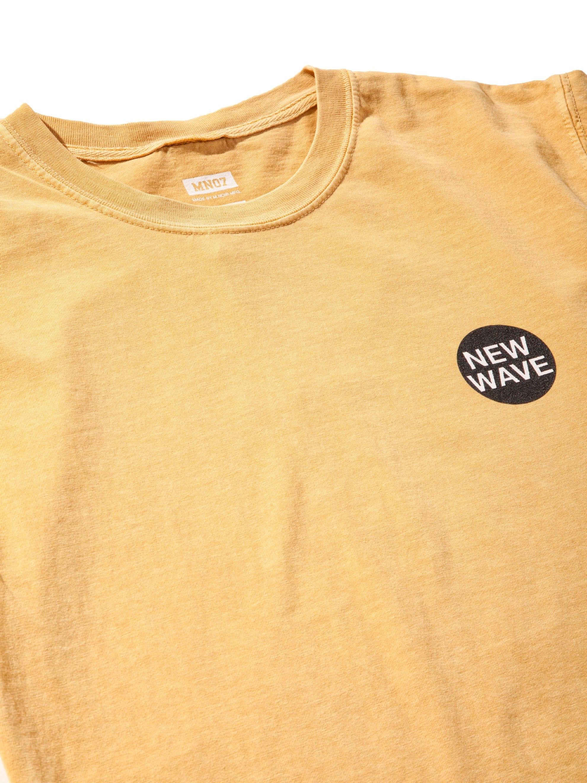 Mustard New Wave T-Shirt 5