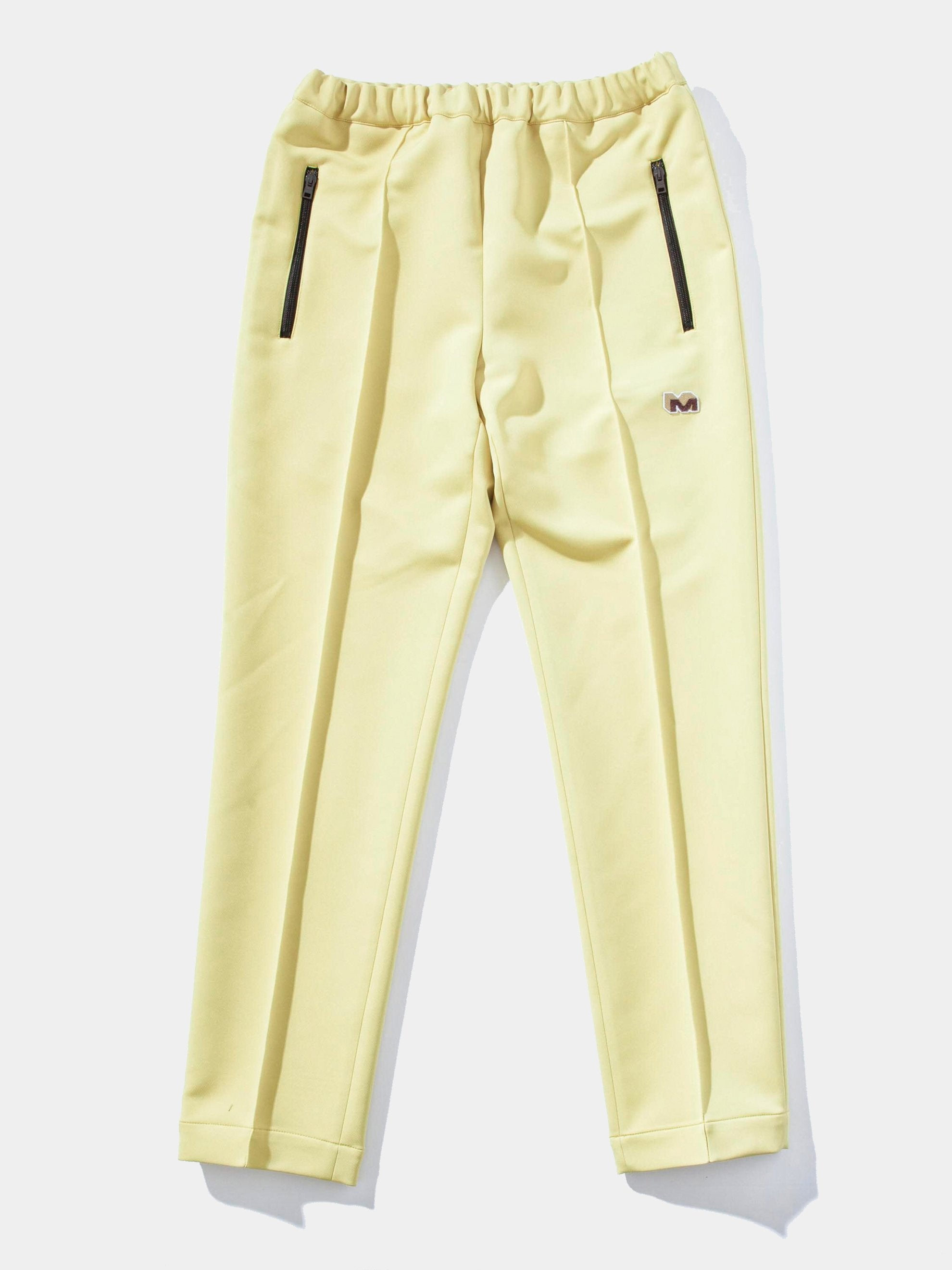 Drawstring Zip-Pocket Trouser