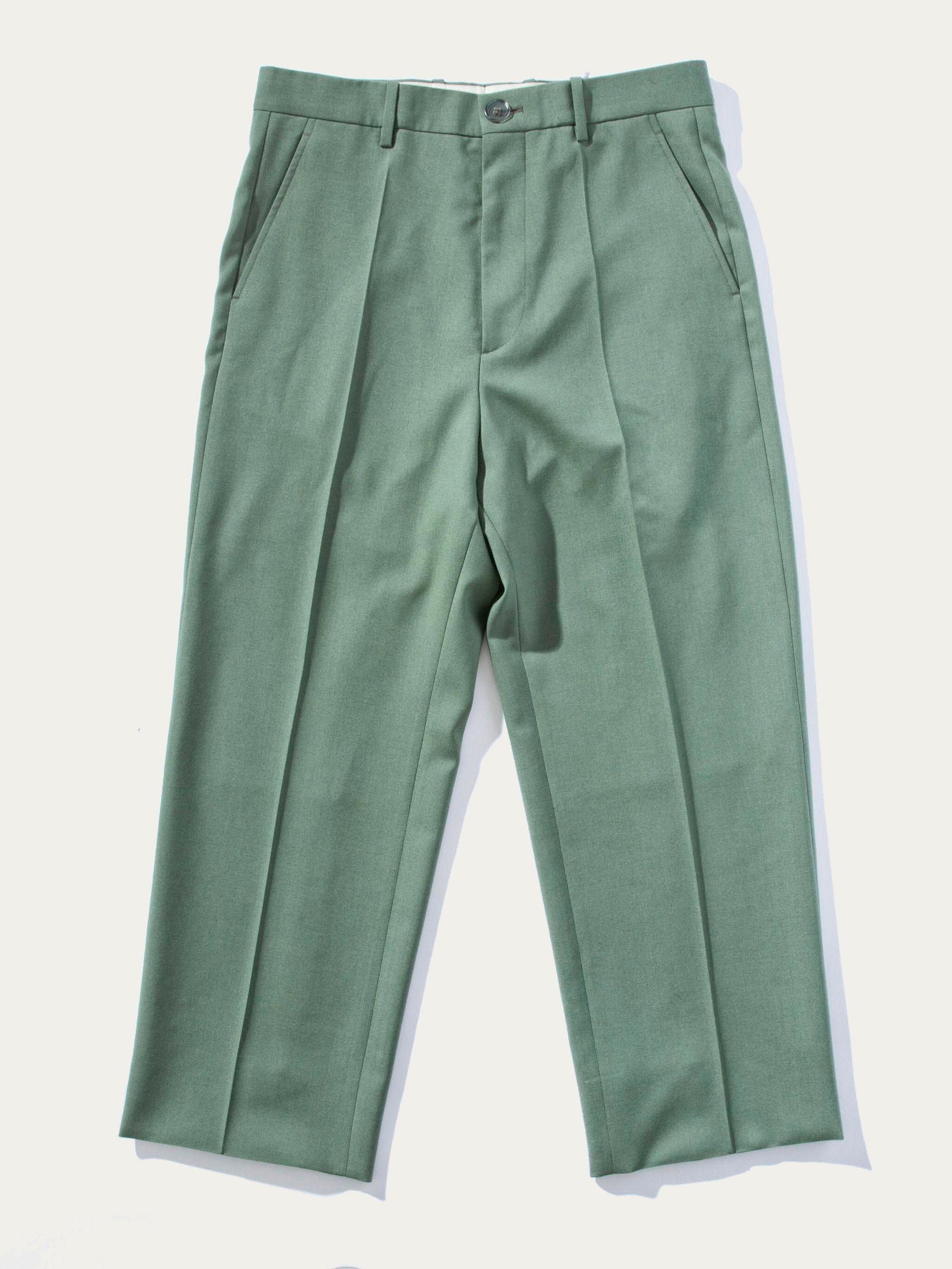 Tropical Wool Trouser