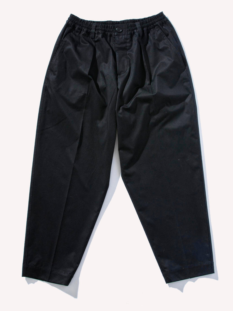 Cotton Satin Trouser