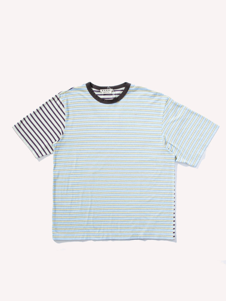 Multi Stripe Jersey T-Shirt