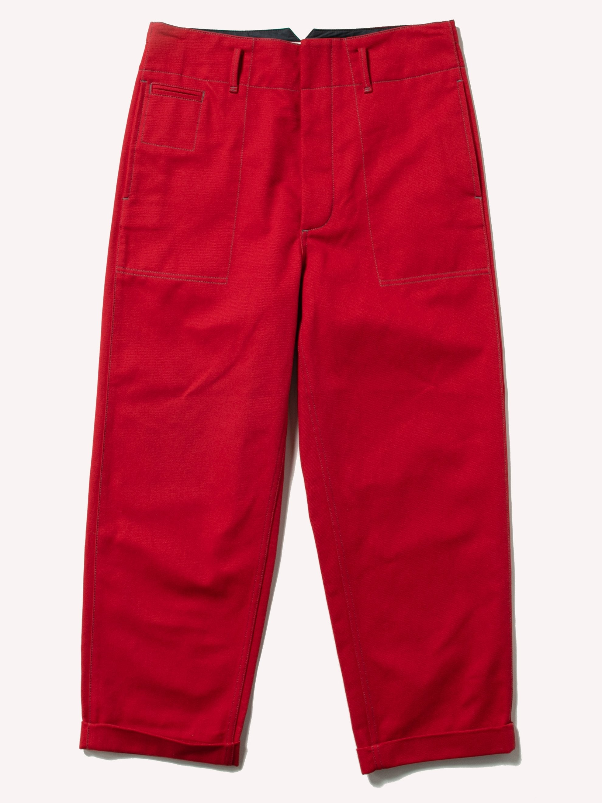 Red Union x Marni Cotton Drill Pants 1