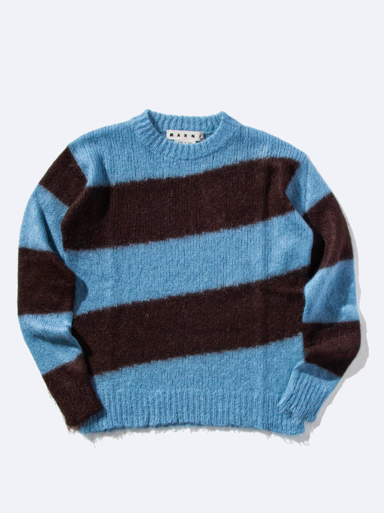 Knit Crew Neck Sweater
