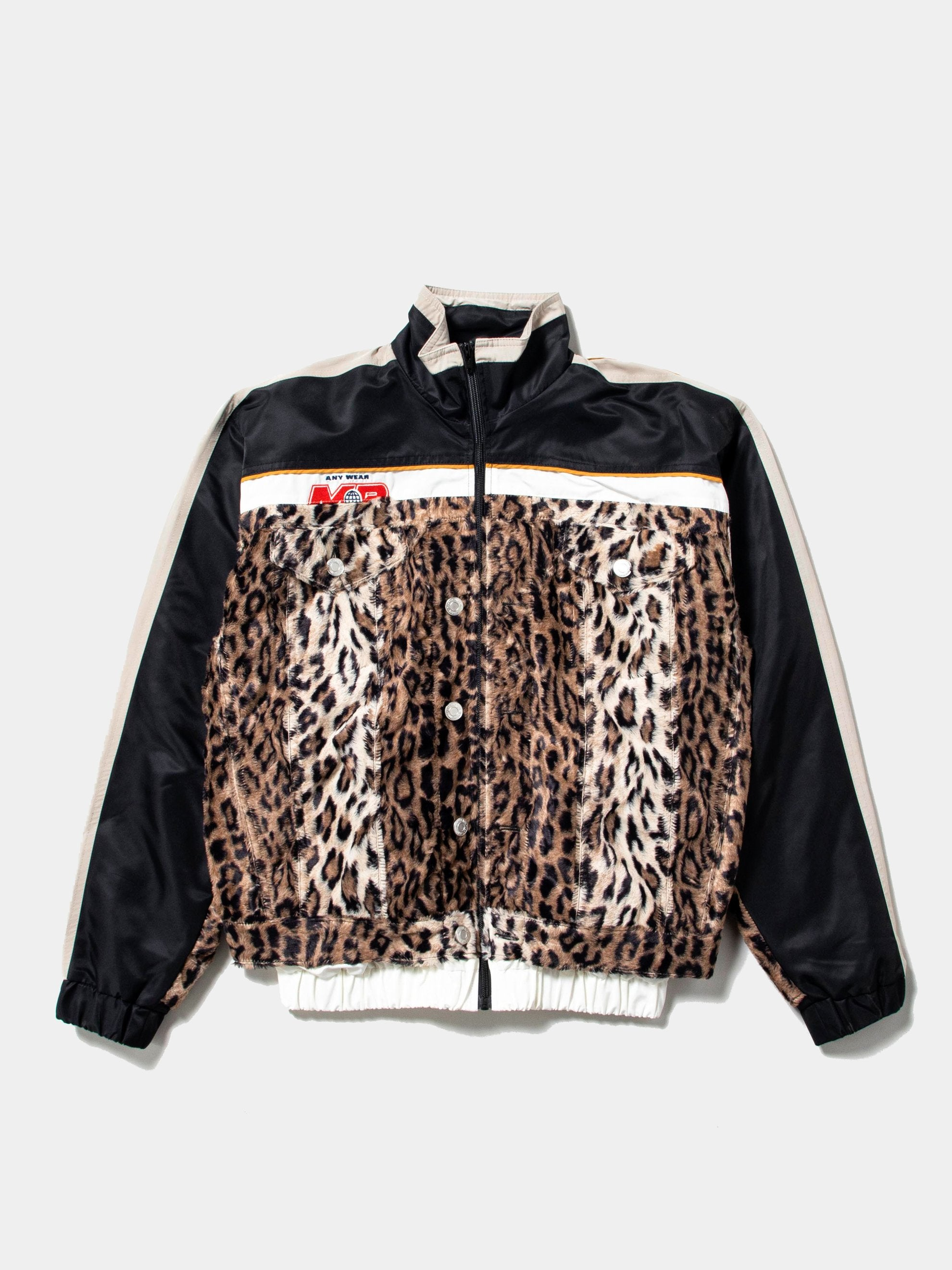 Light Leo Hybrid Track Jacket 1