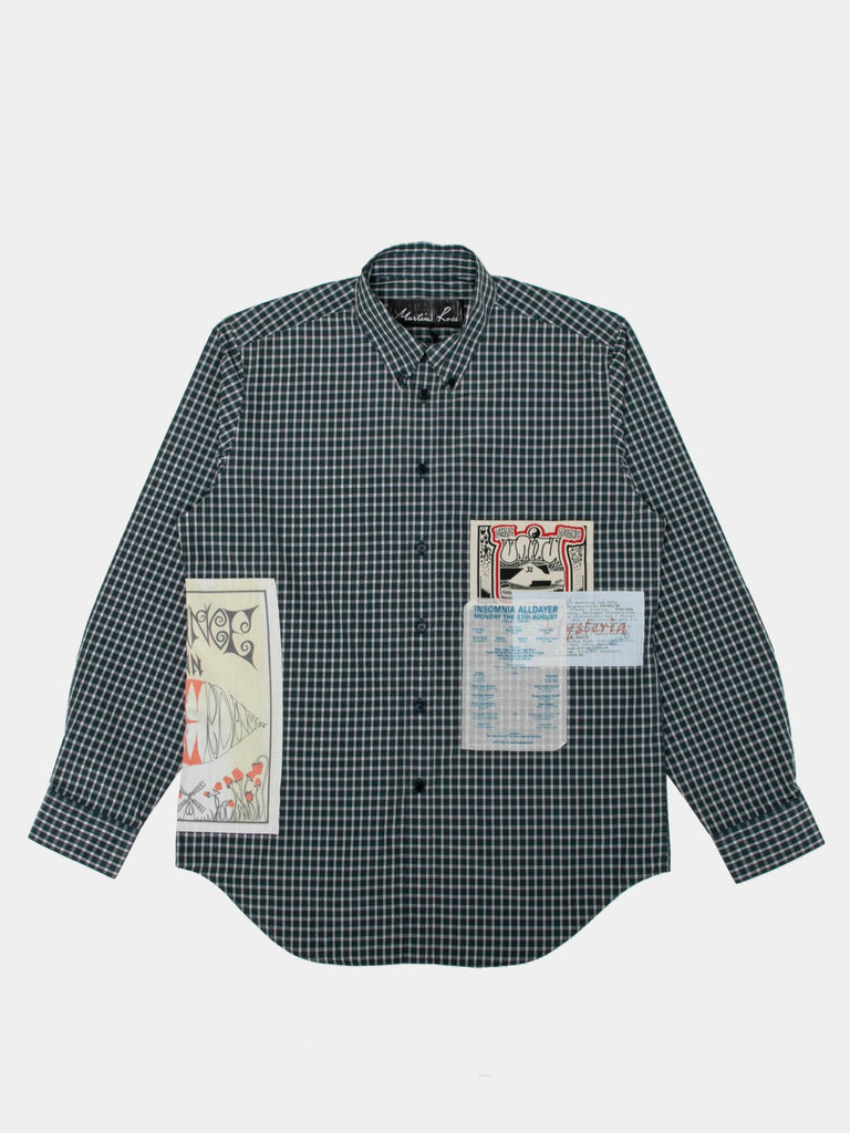 Flyer Check Shirt