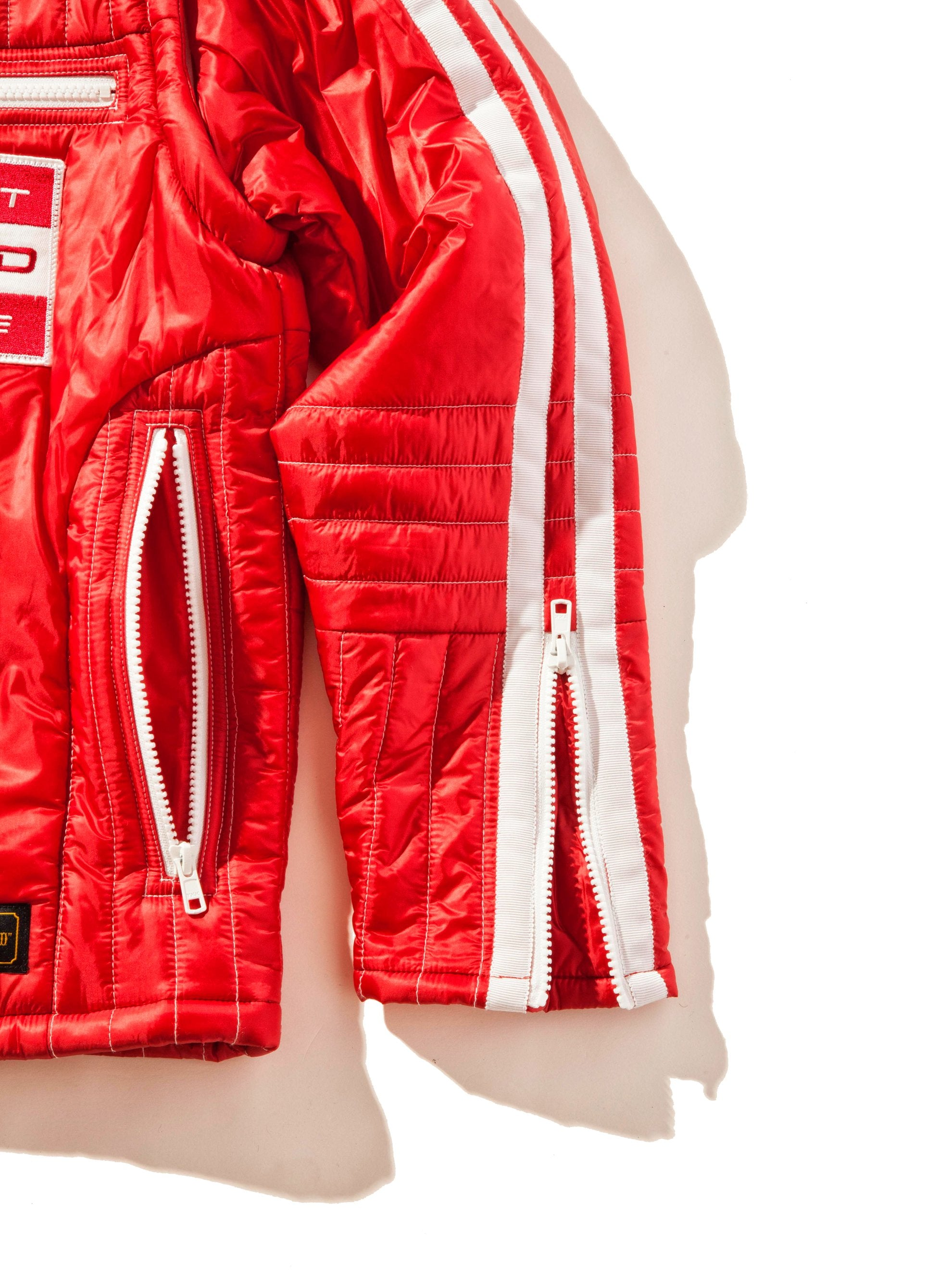 Red Racing Jacket 9