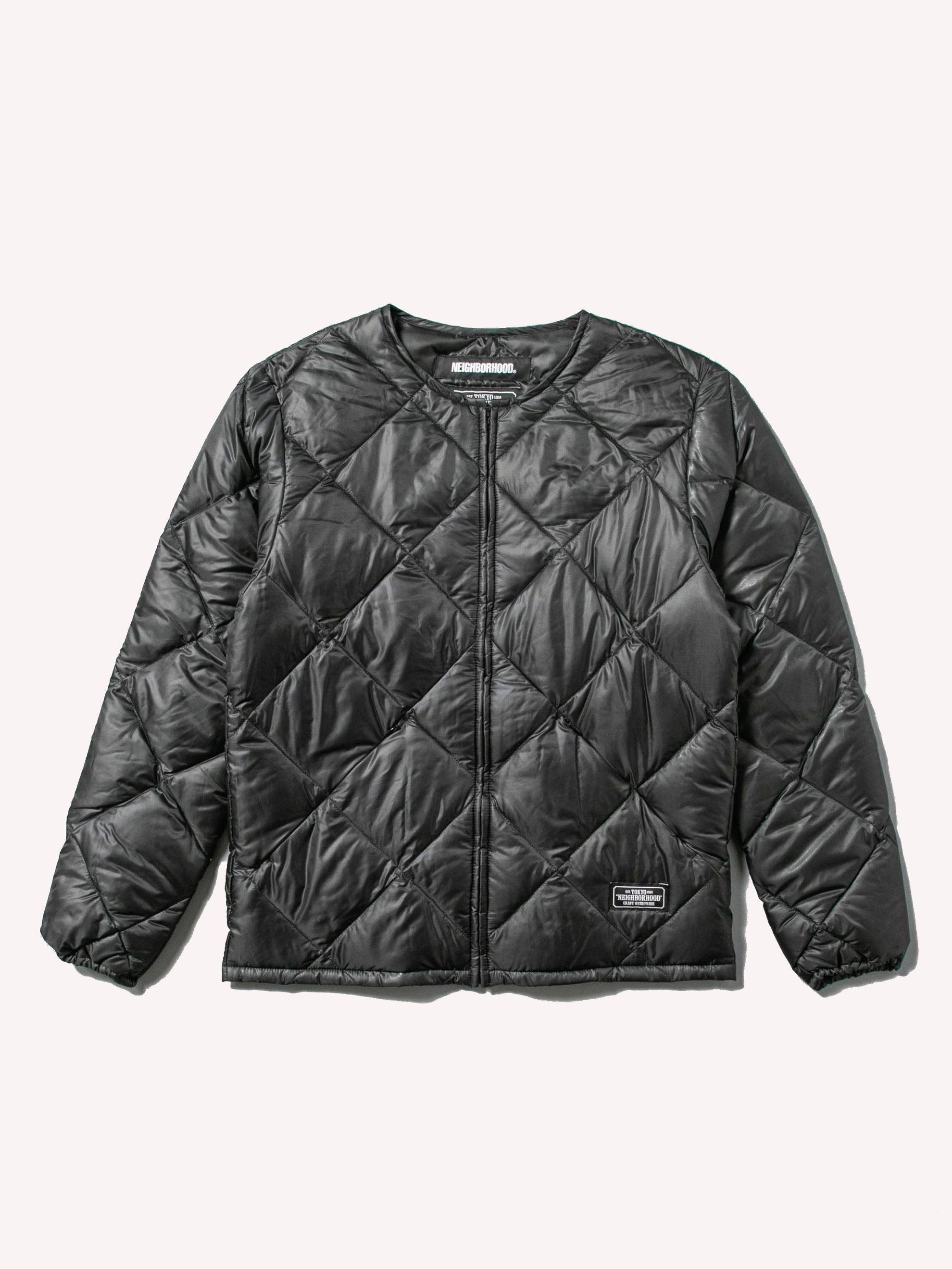 Quilted Down / E-Jacket