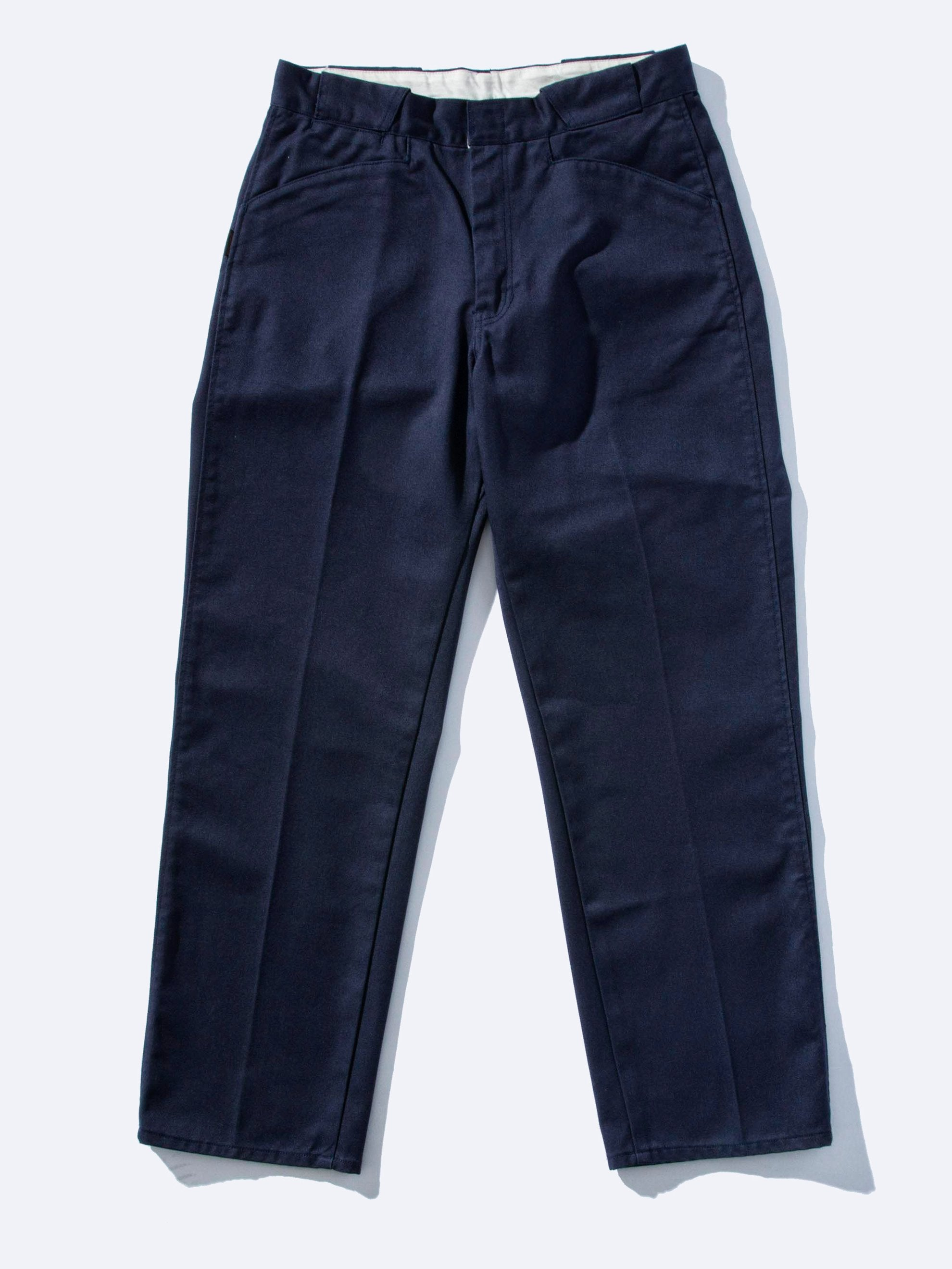 Navy WP Wide Pant 1
