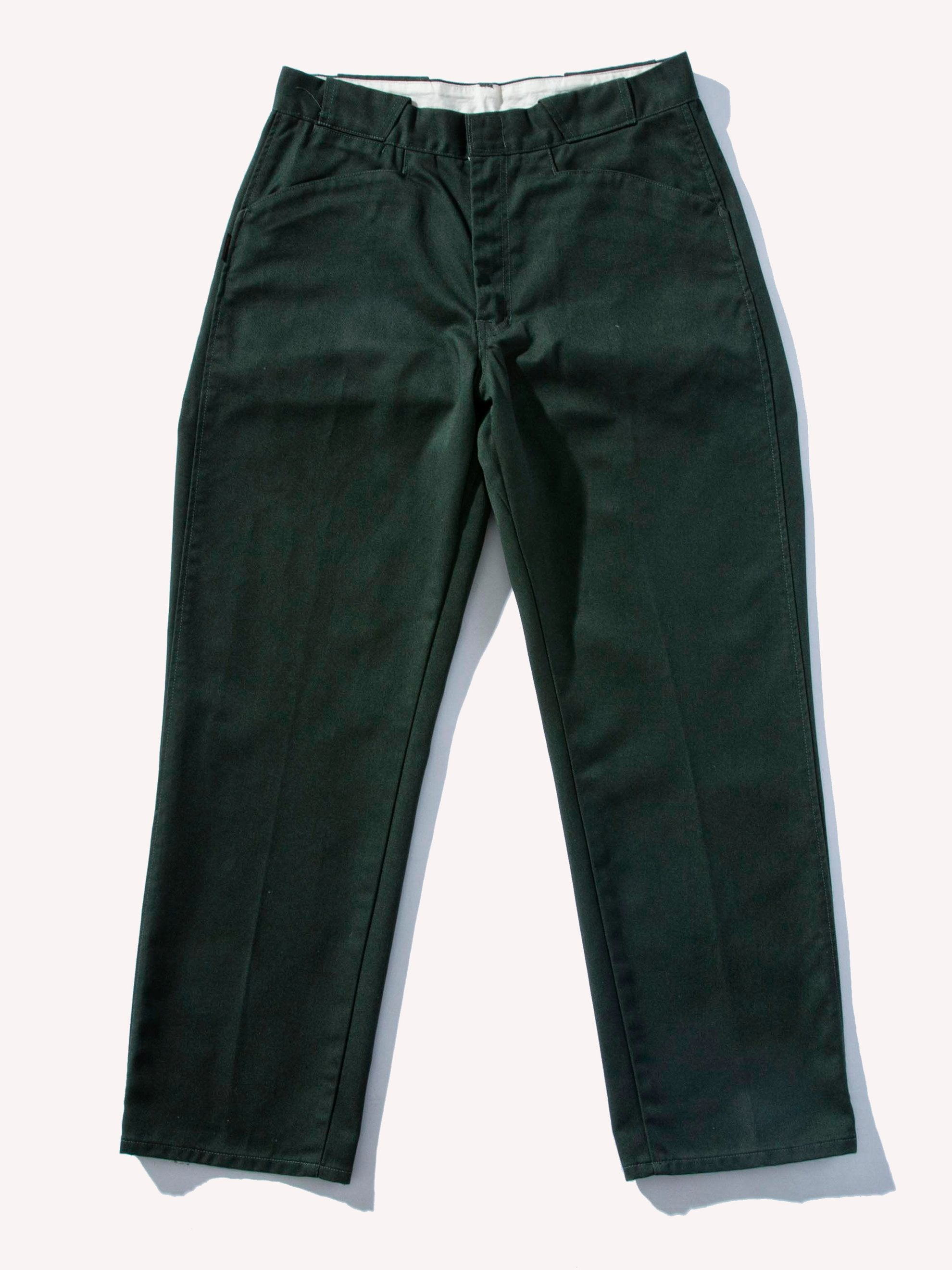 Green WP Wide Pant 1