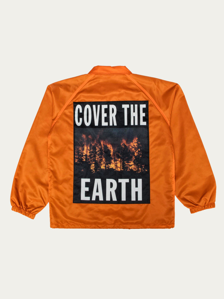 Earth Coaches Jacket (Cali DeWitt x NBHD)