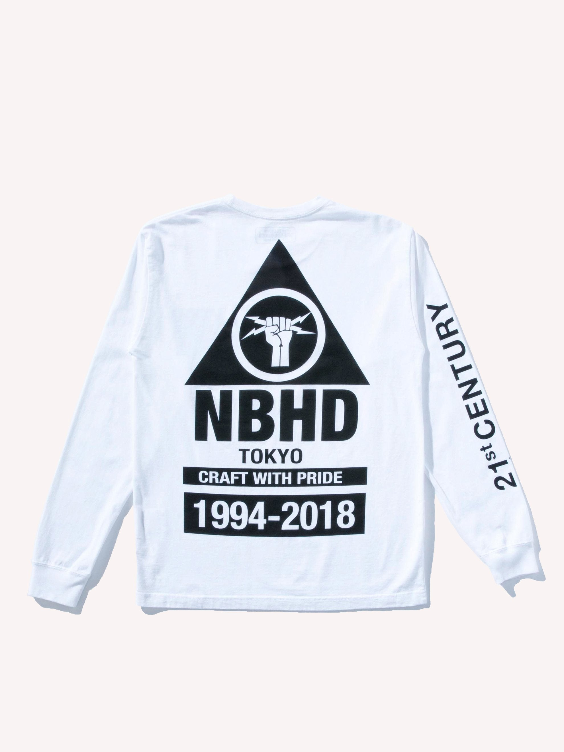Digital Cotton Pullover L/S T-Shirt