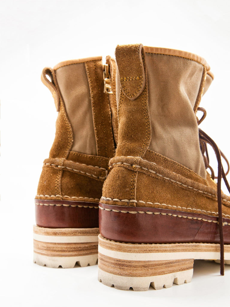 Grizzly Hi-Folk Boots