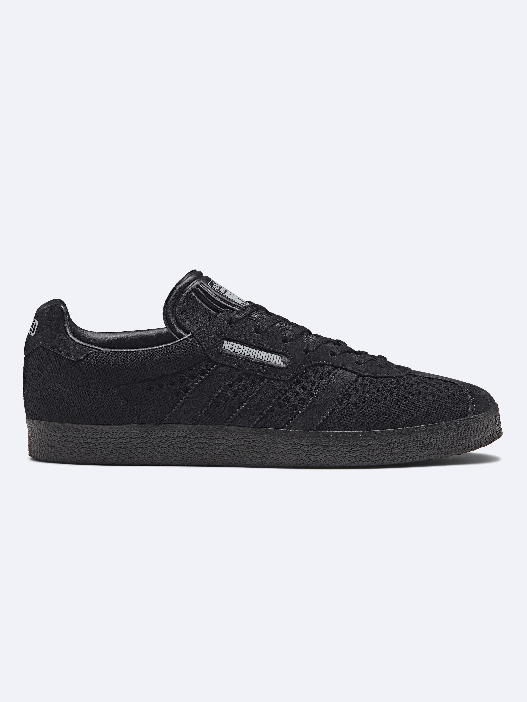 Black/Black NBHD Gazelle Super 1