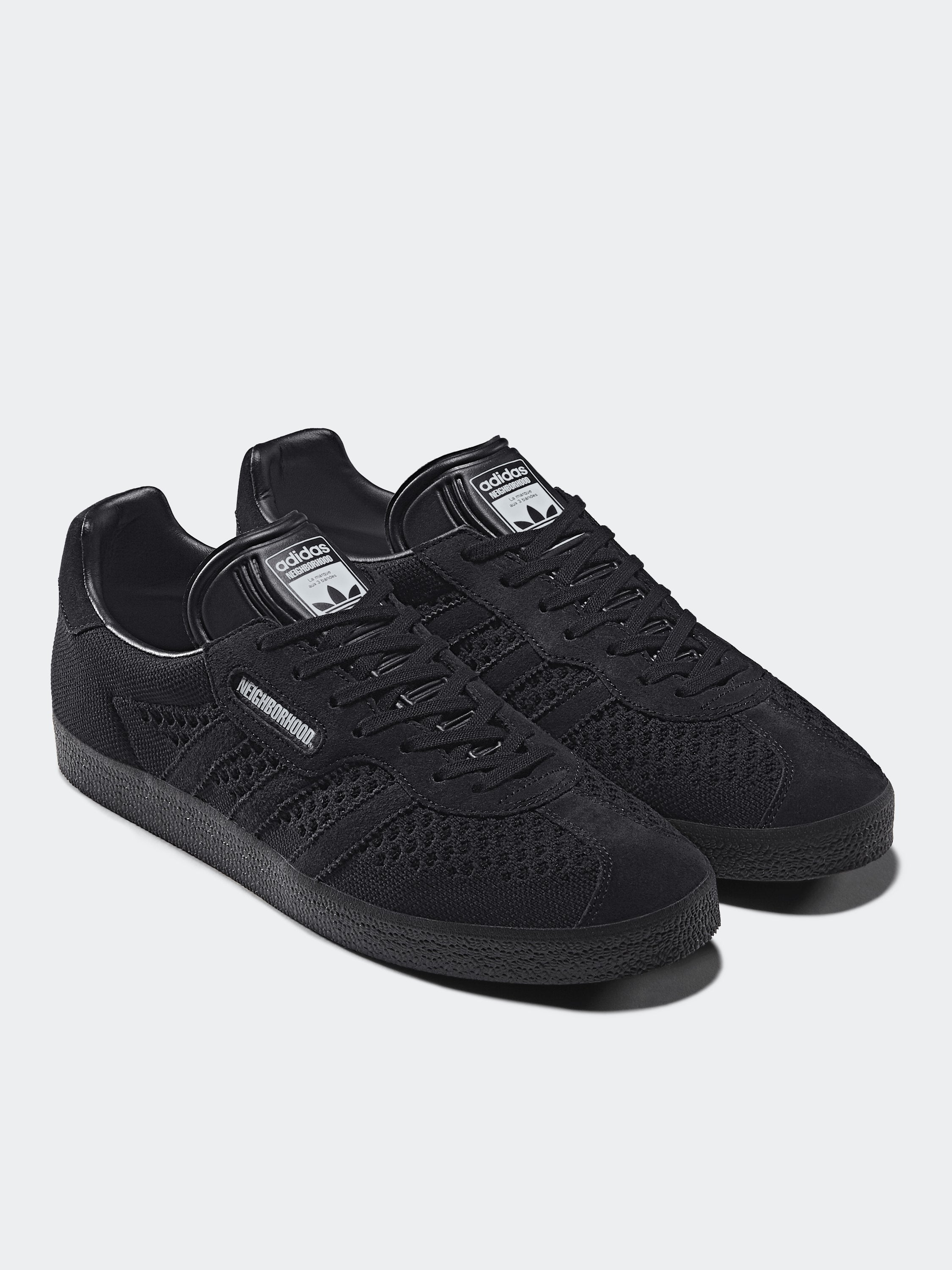 Black/Black NBHD Gazelle Super 2