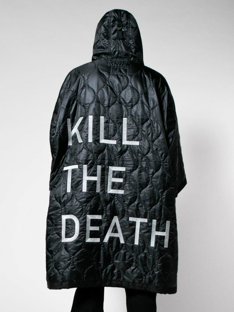 Kill The Death Poncho