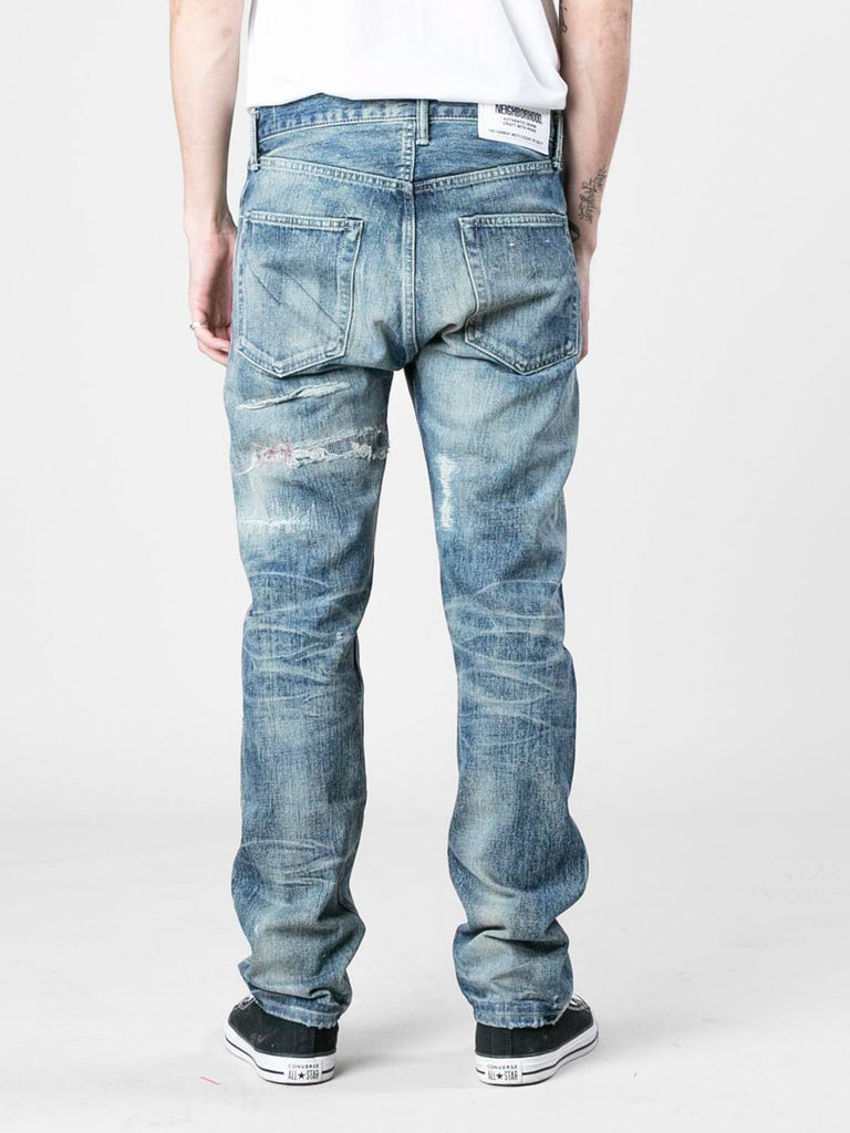 Indigo Claw Mod Savage DP MID / 14oz-PT 513570141749325