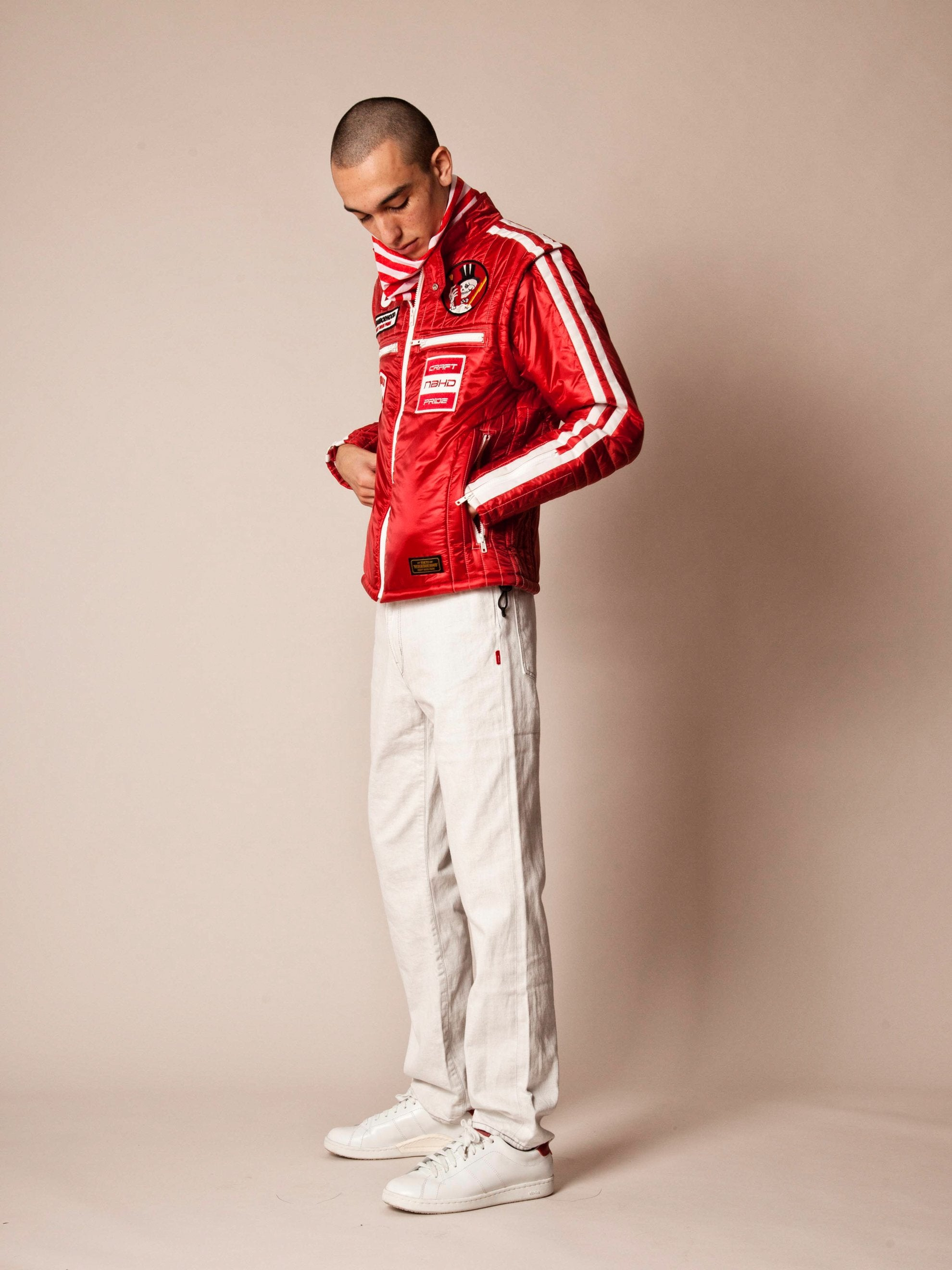 Red Racing Jacket 3