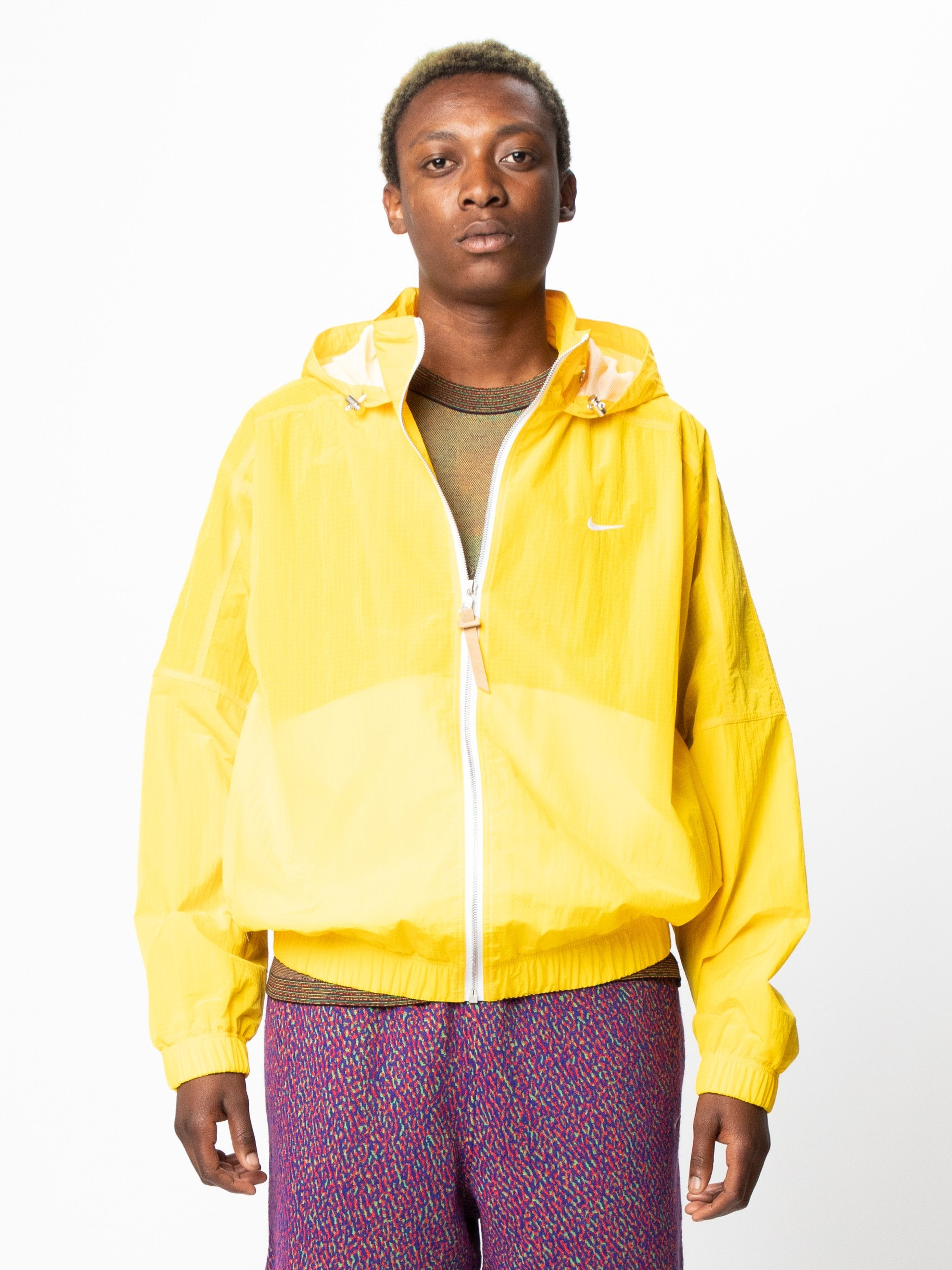 Opti Yellow Nike Made In Italy Track Jacket 2
