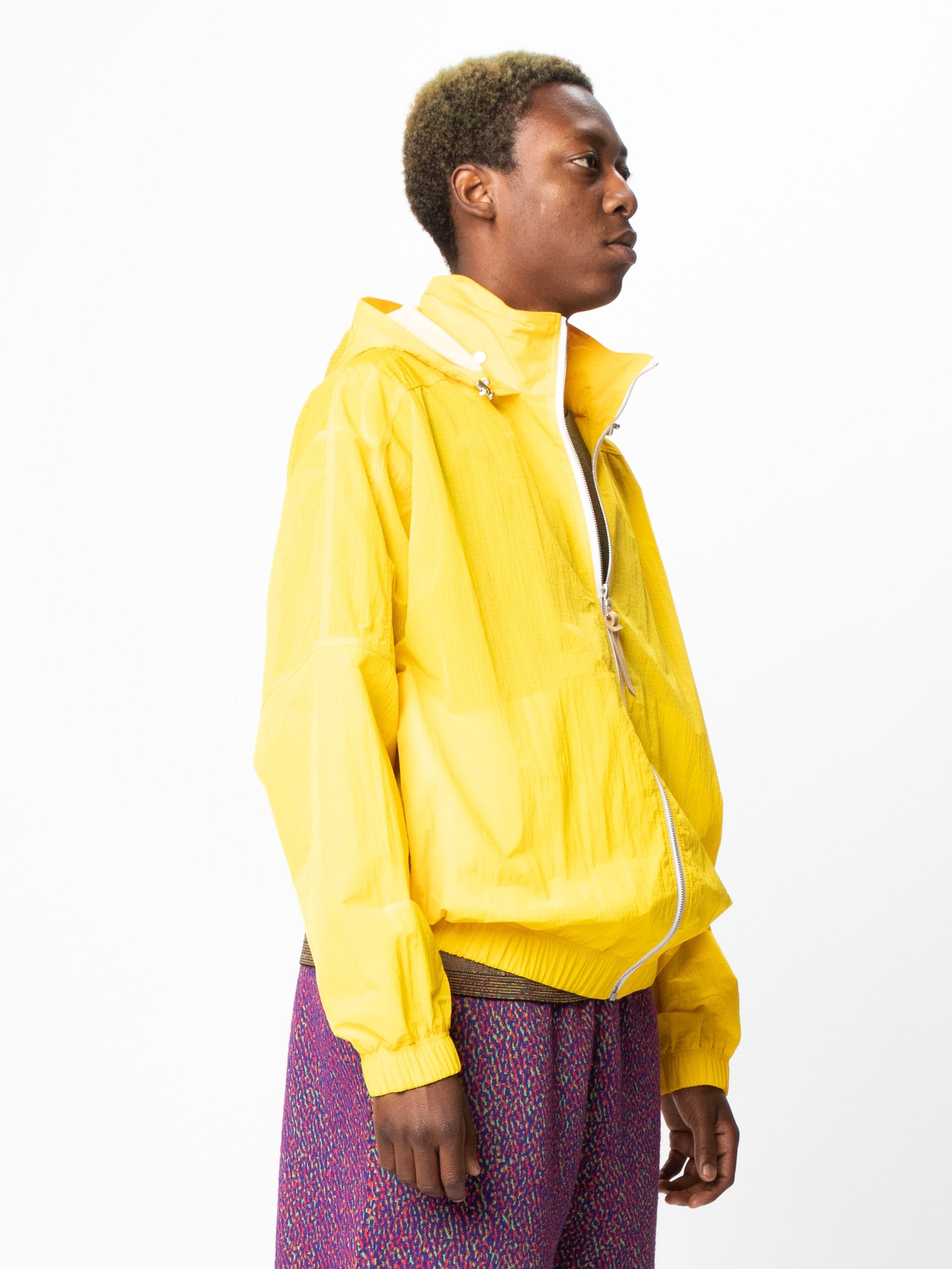 Opti Yellow Nike Made In Italy Track Jacket 4