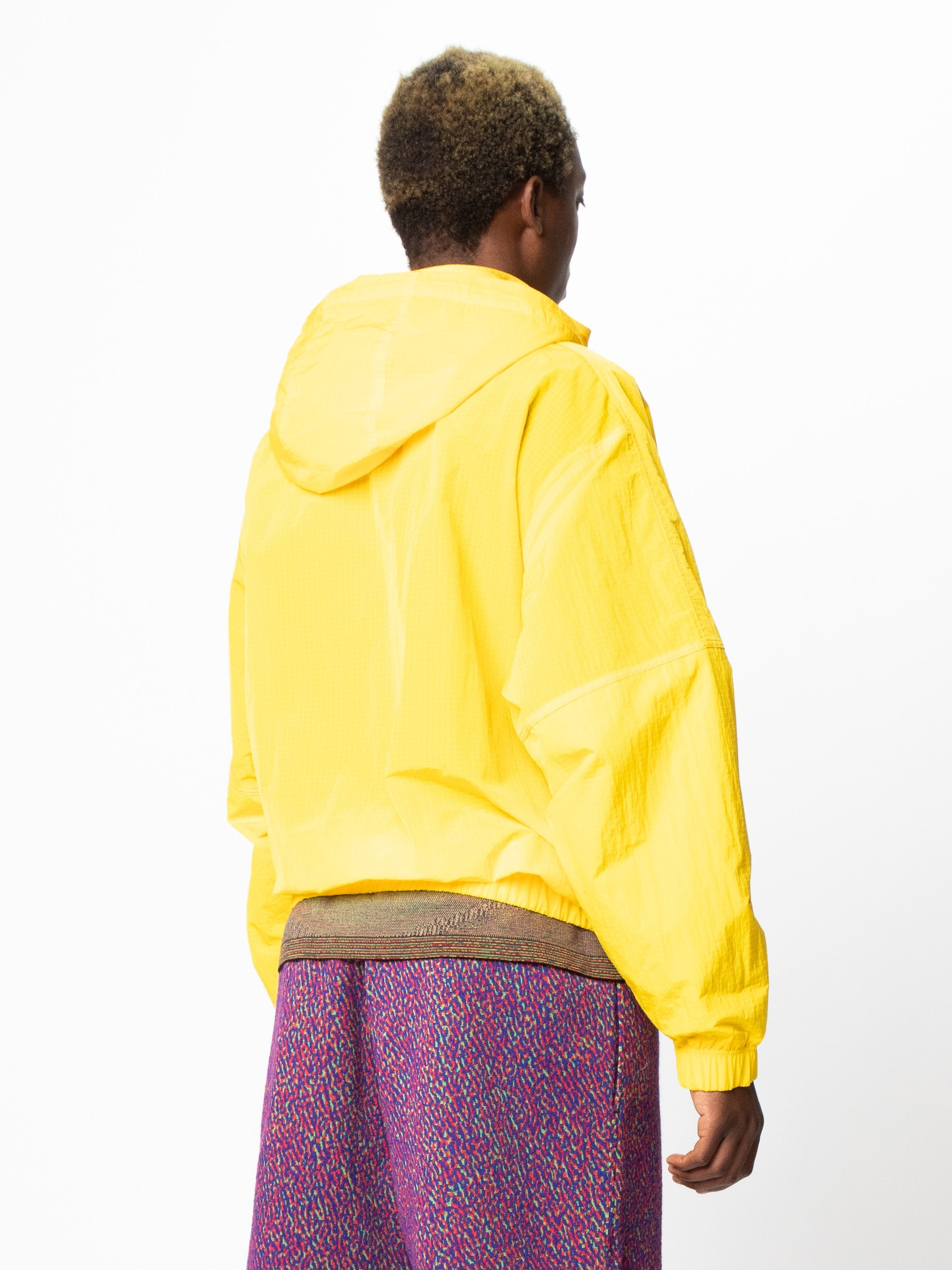Opti Yellow Nike Made In Italy Track Jacket 5
