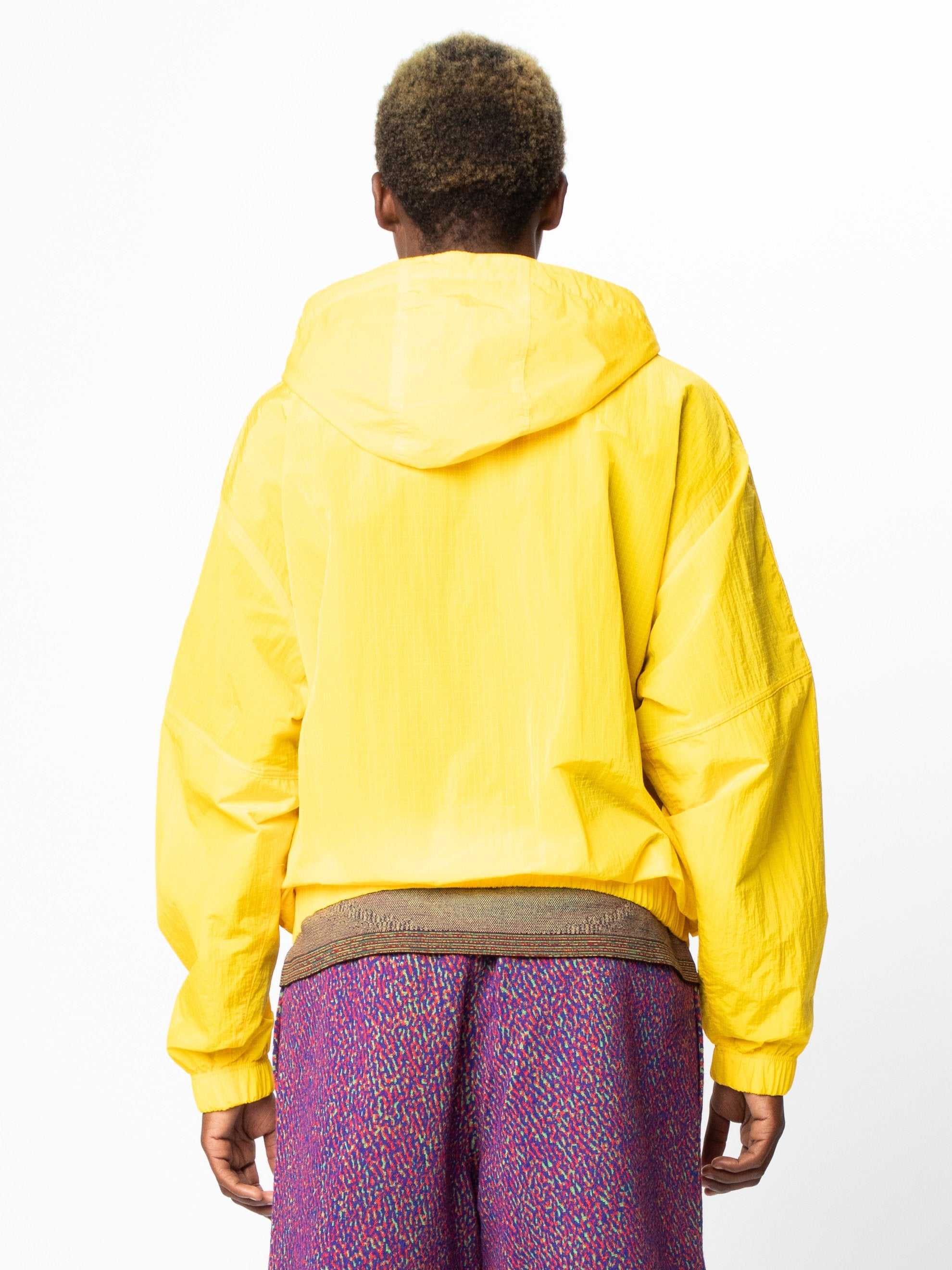 Opti Yellow Nike Made In Italy Track Jacket 6