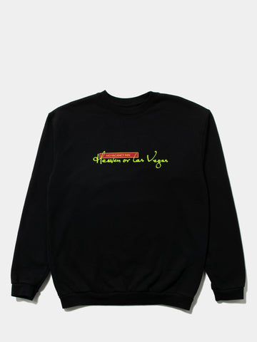 Union x NVI Heaven or Las Vegas Crewneck Fleece