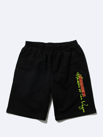Union x NVI Heaven or Las Vegas Fleece Short
