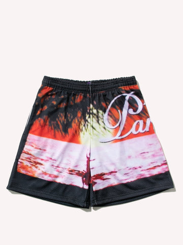 Union x NVI Escape to Paradise Bball Shorts