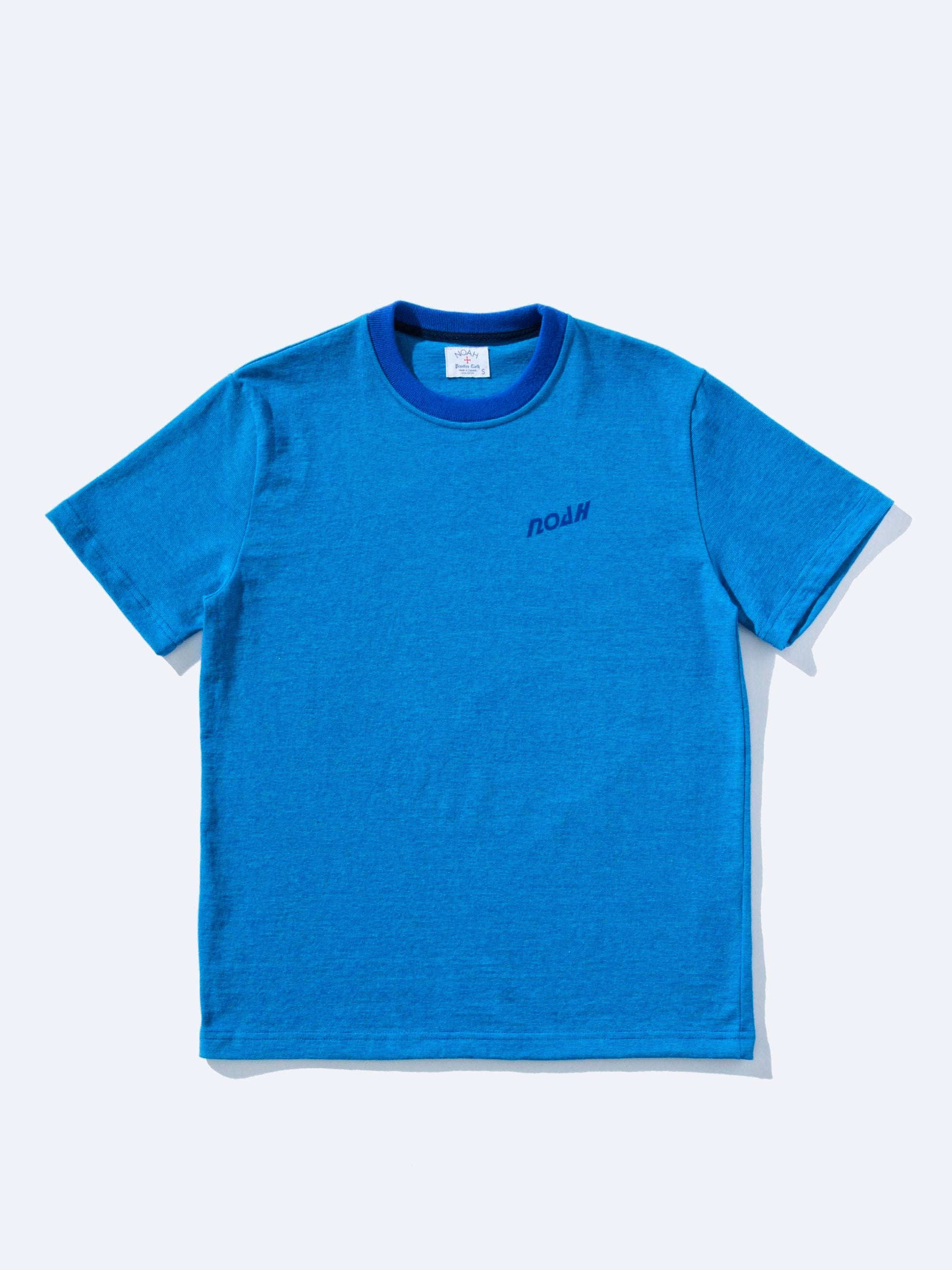 Royal/Cyan Stripe Tiger Stripe Crew 1