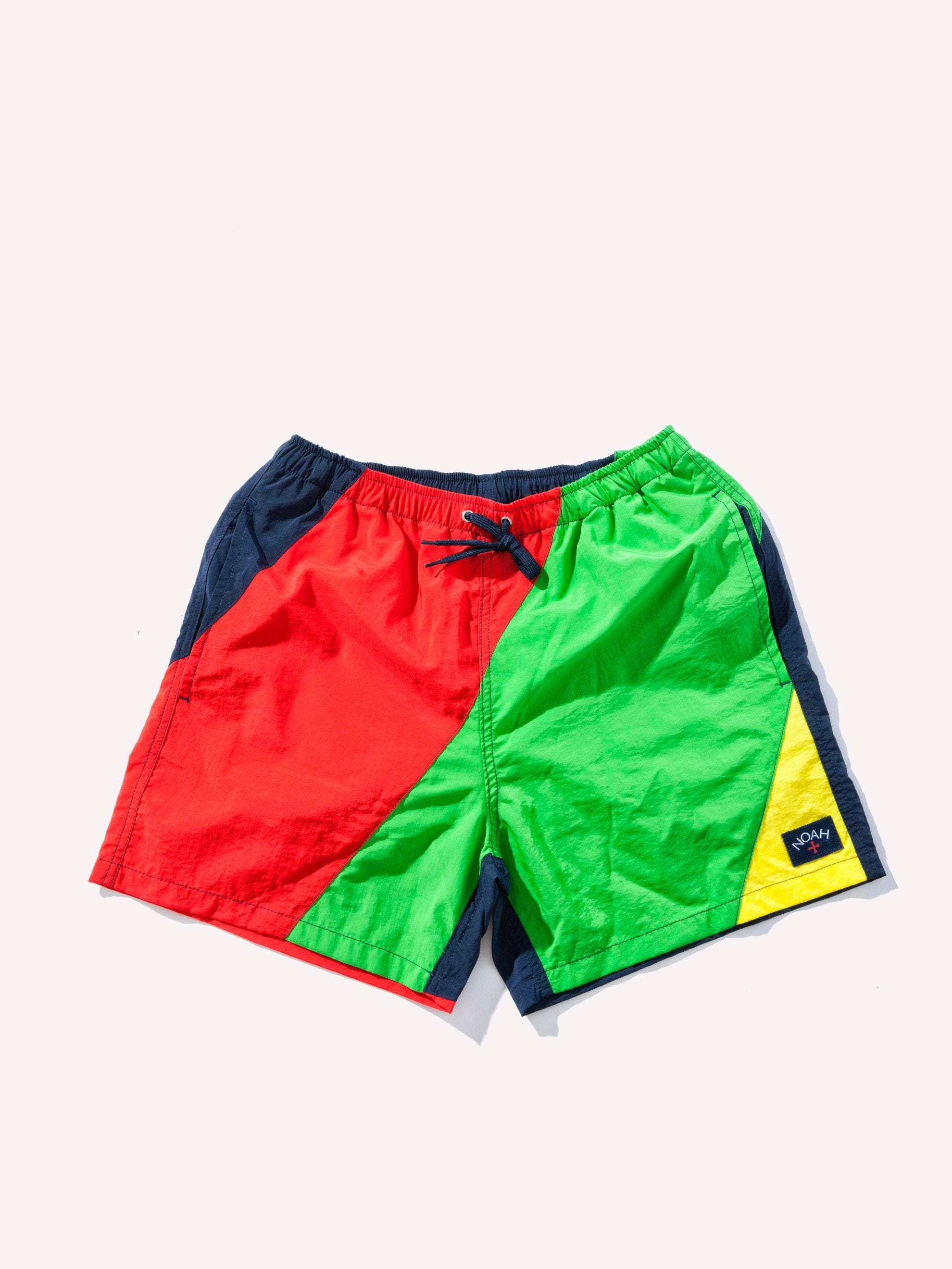 Navy/Red/Green Sunfish Short 1