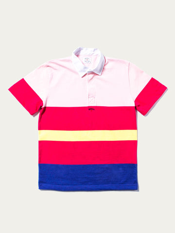 Stripe Block S/S Rugby