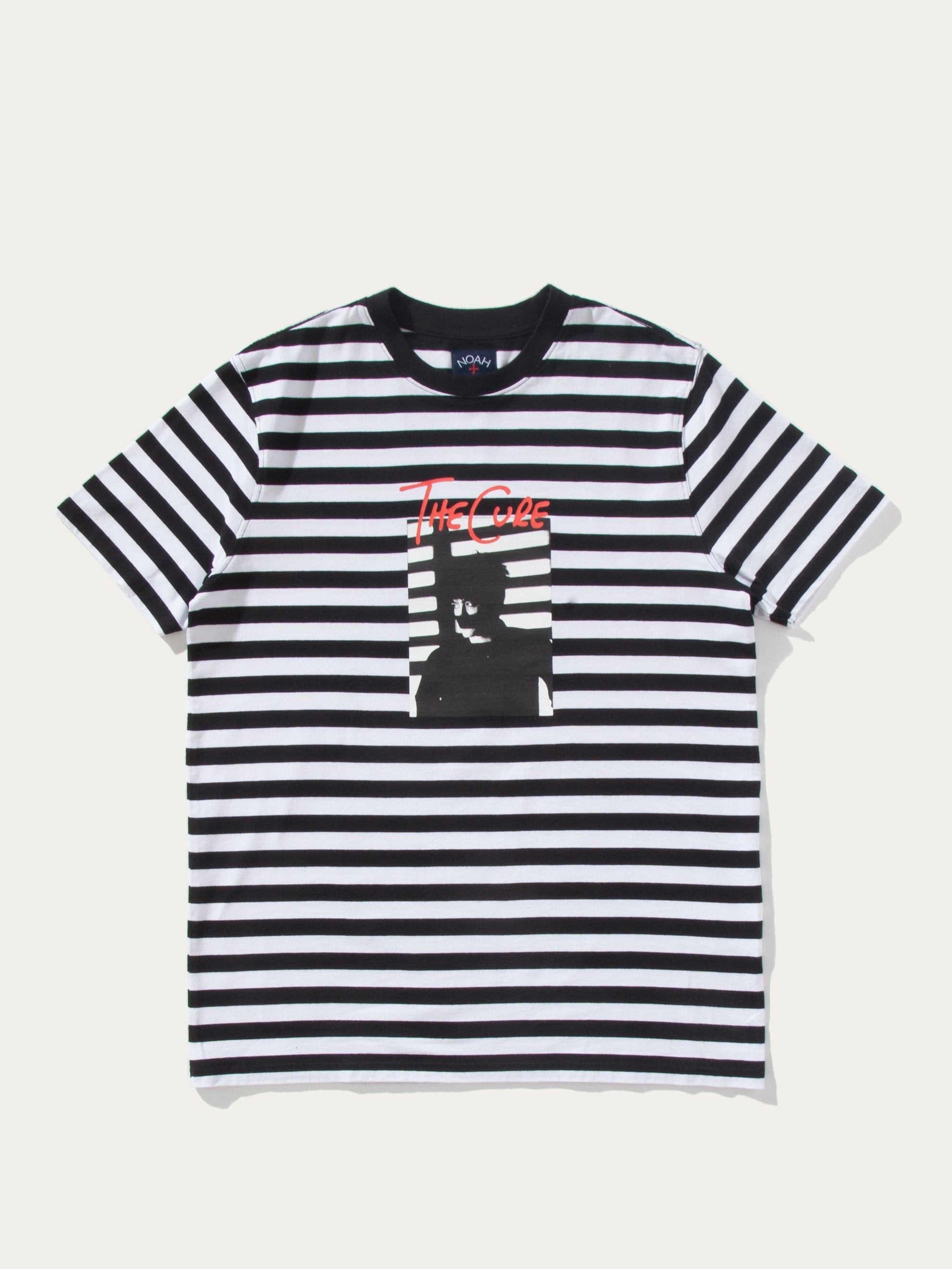 The Cure Bed Striped Top