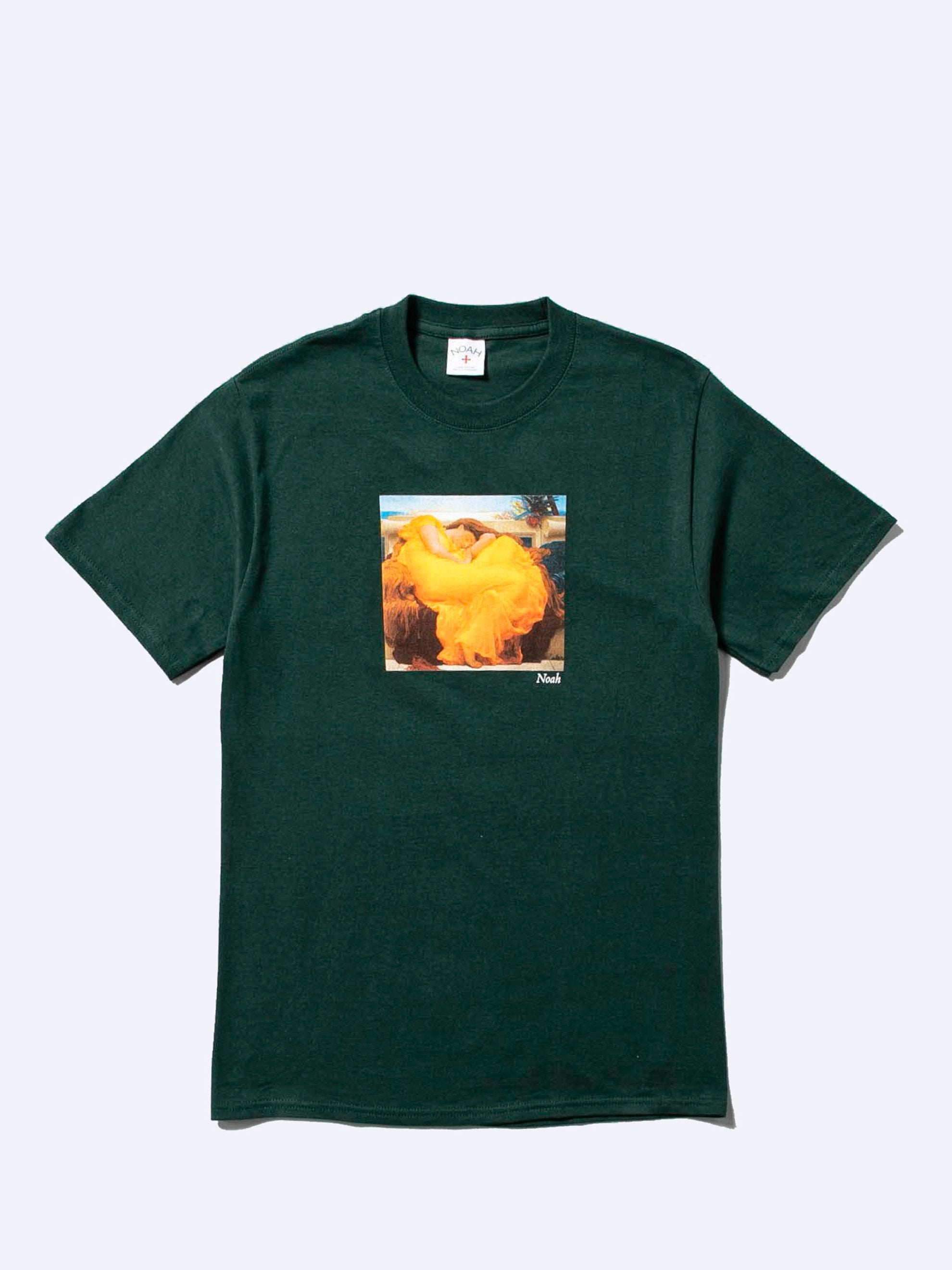 Dark Green Shall We Dance T-Shirt 1
