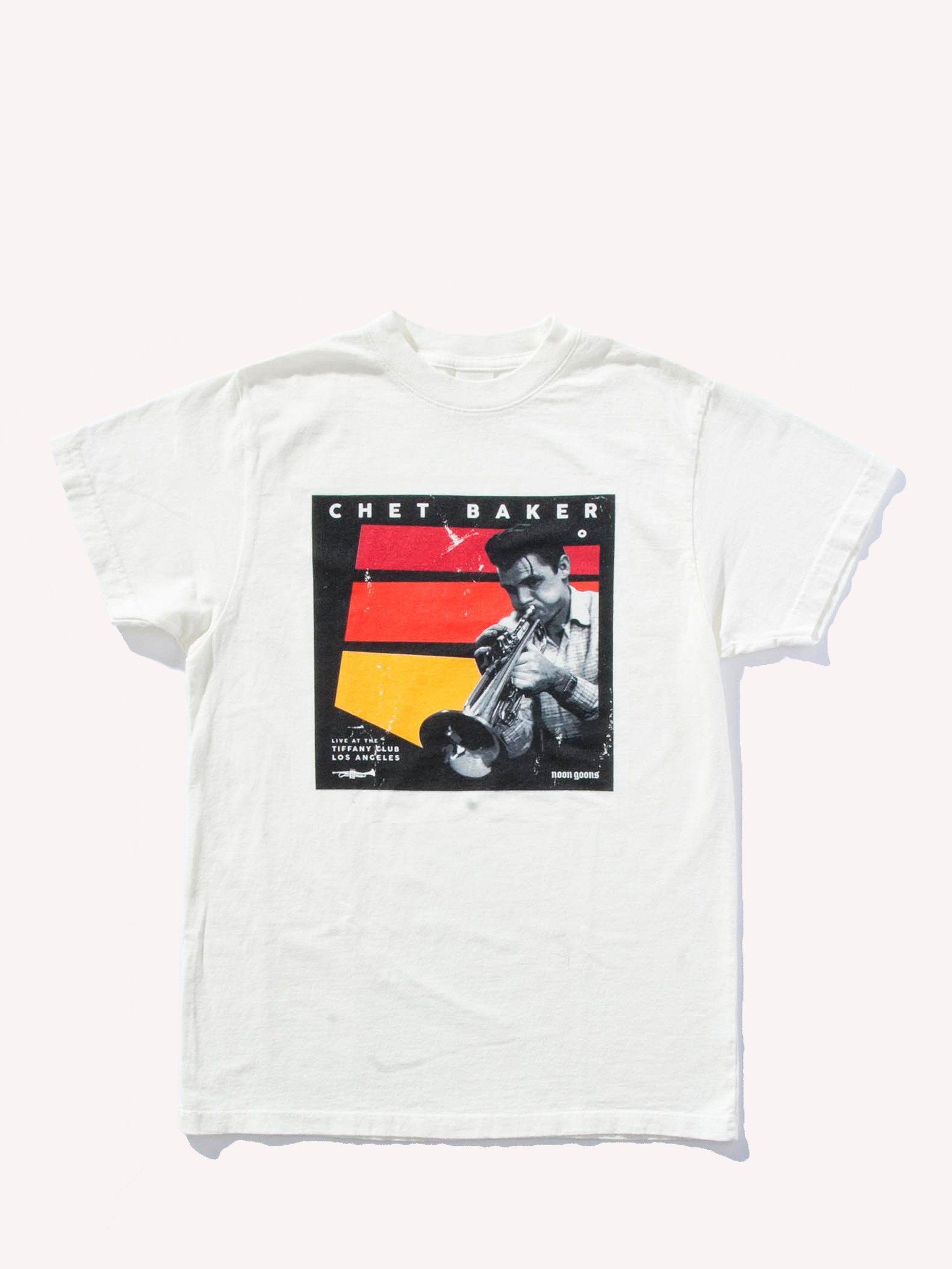 Chet Album S/S T-Shirt