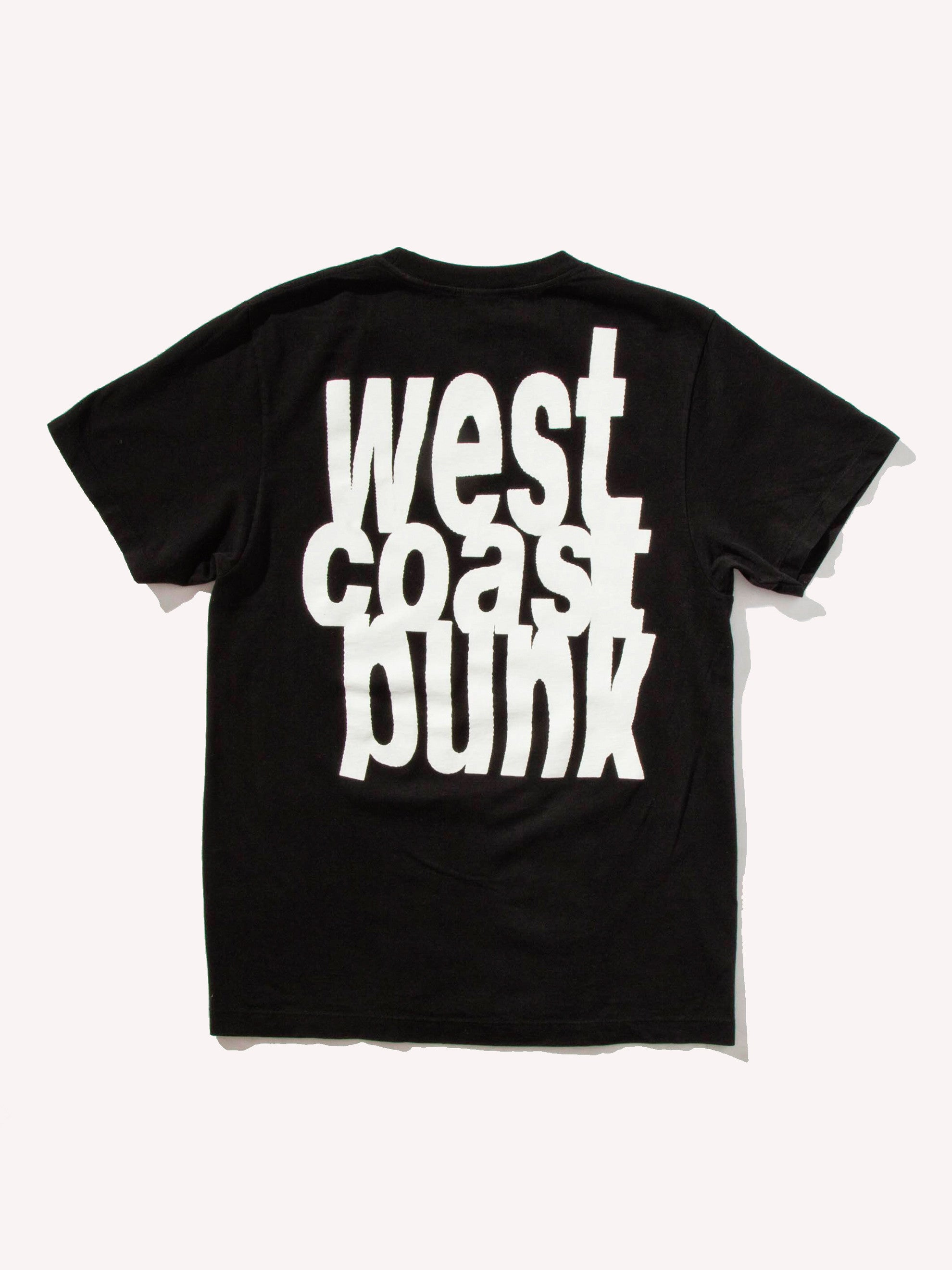 West Coast Punk T-Shirt