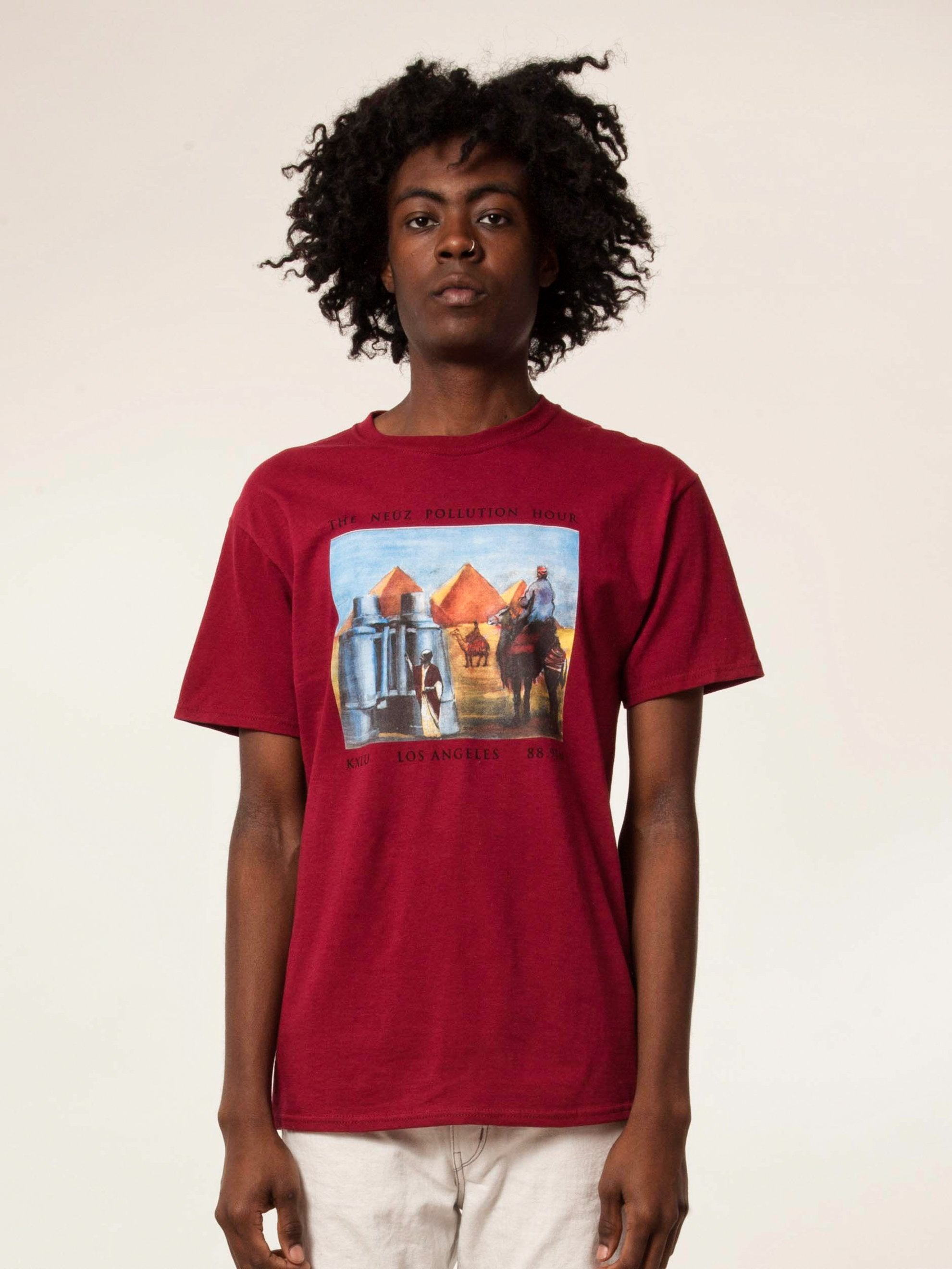 Burgundy Three Magi T-Shirt 2