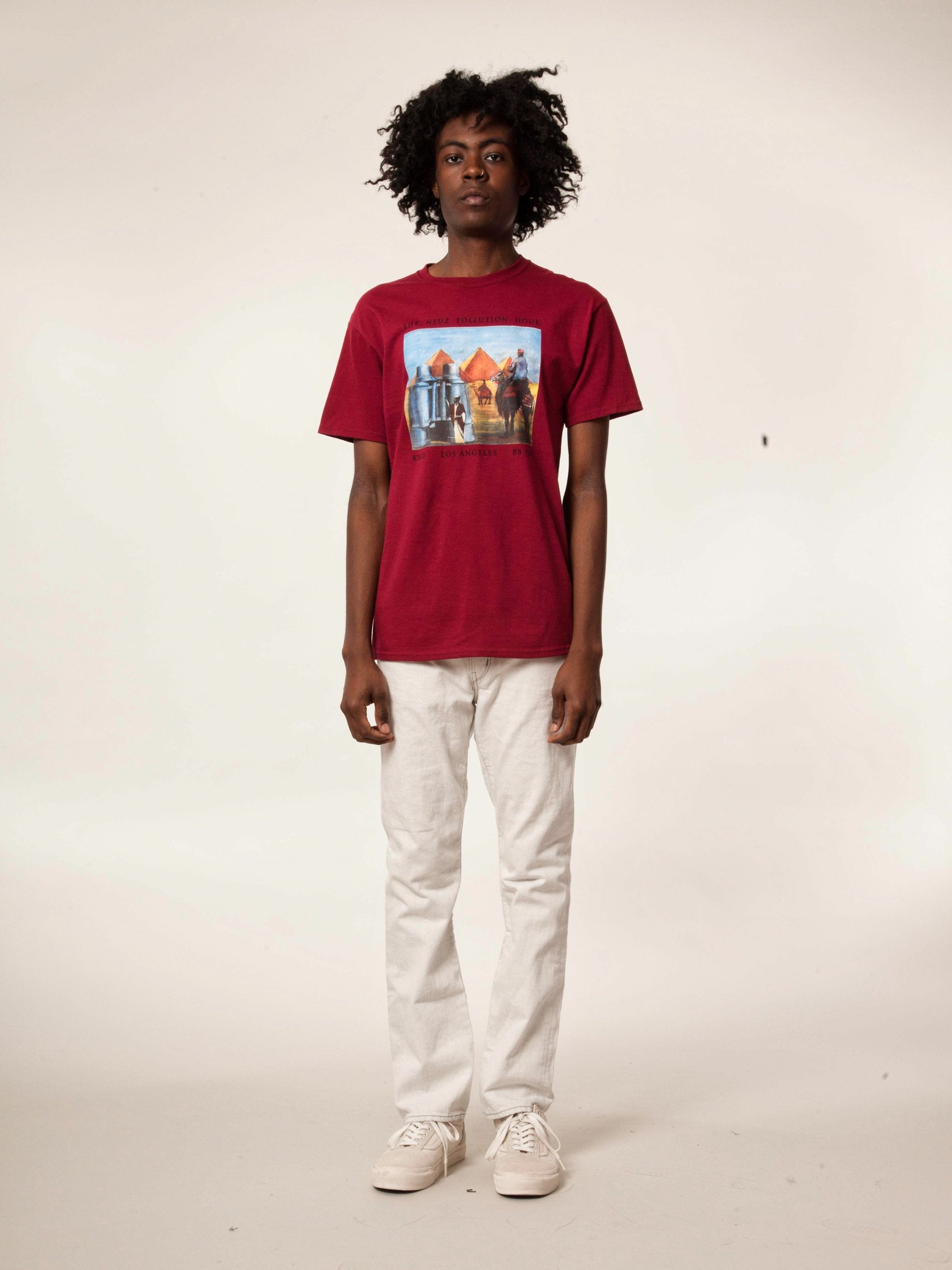 Burgundy Three Magi T-Shirt 3
