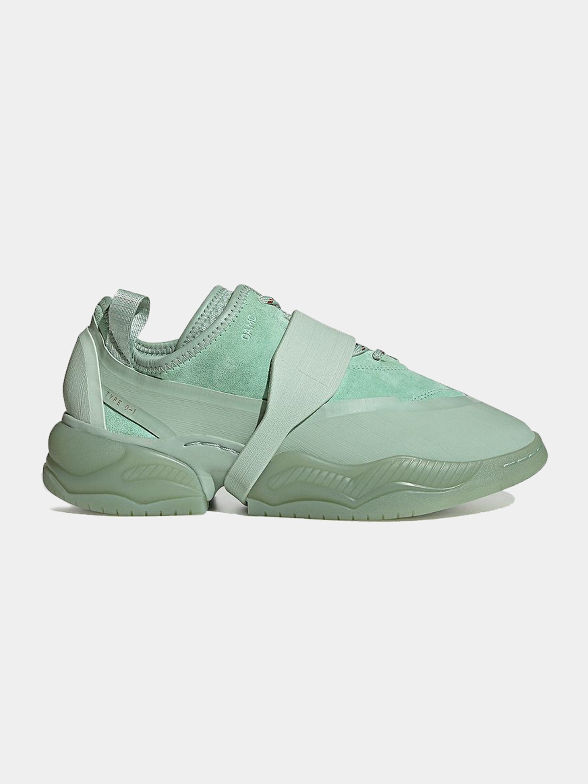 Medical Green OAMC x Adidas TYPE O-1S 1