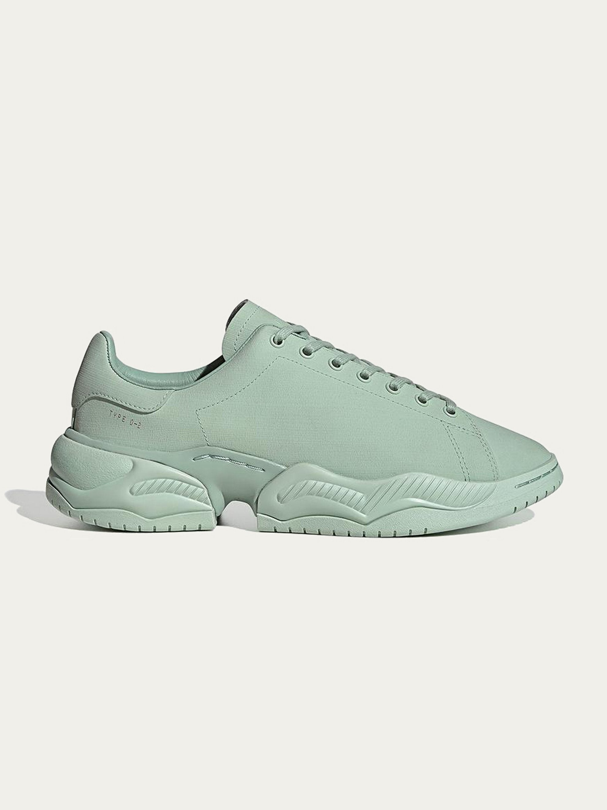 Medical Green OAMC X Adidas TYPE O-2R 1