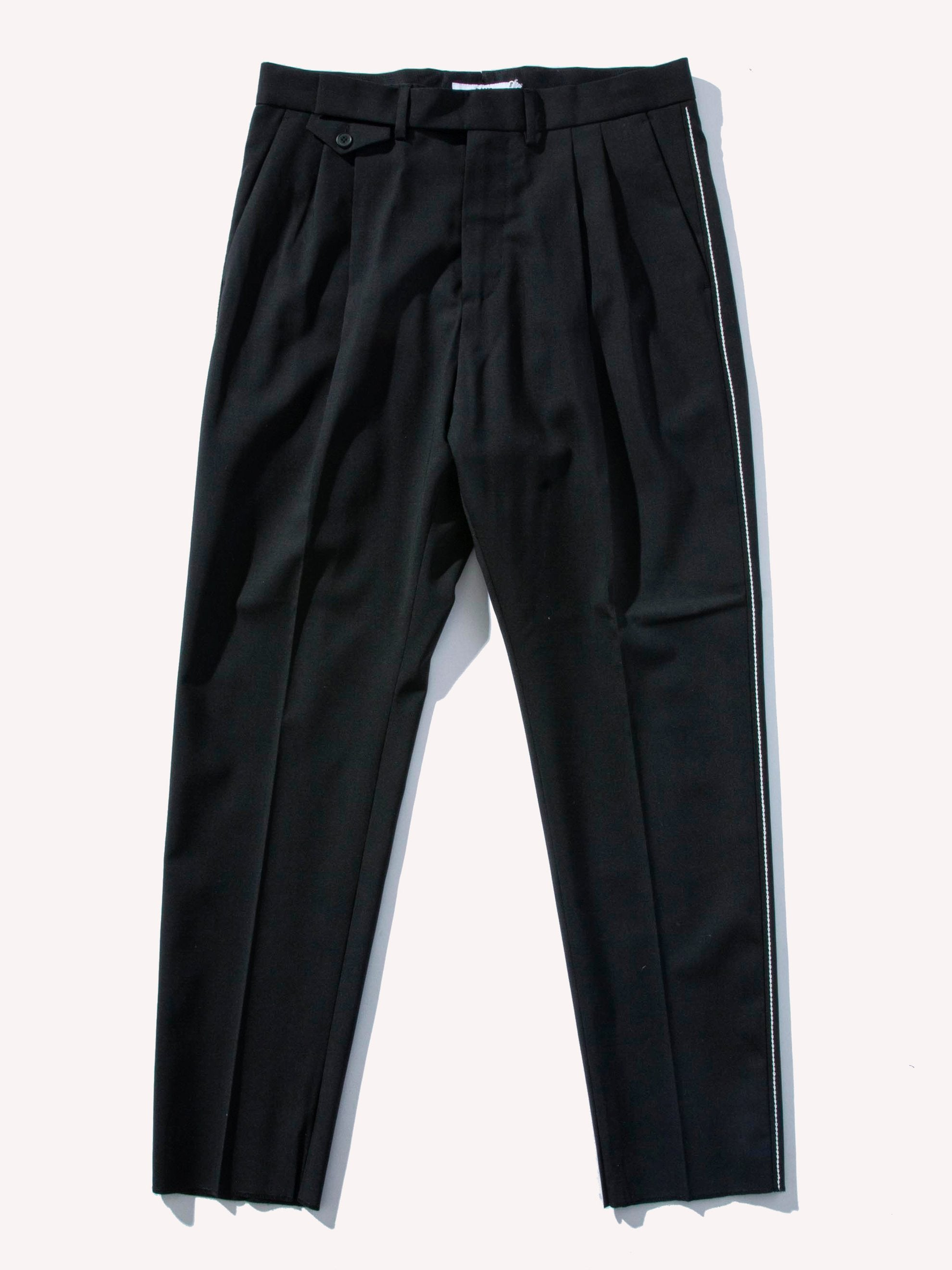 Black Joe 2-Button Suit Pant 1