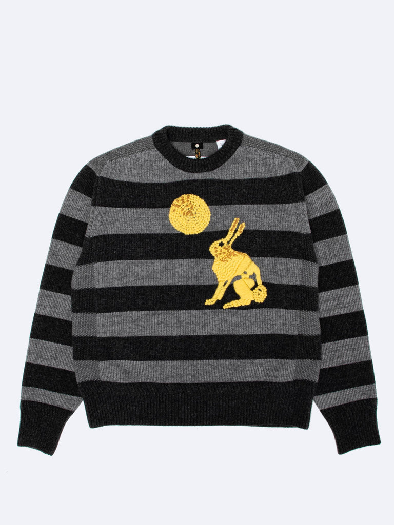 Hare Striped Knit
