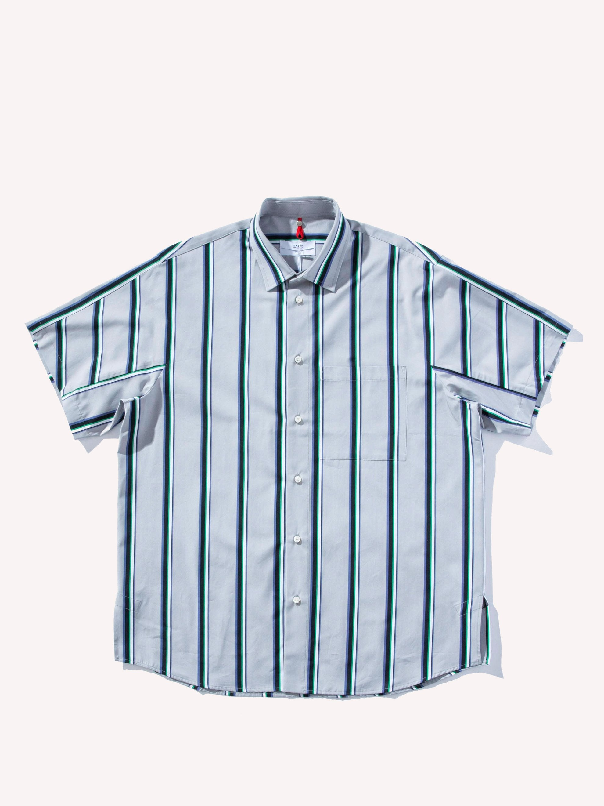 Light Blue/Stripe Pulse Shirt 1