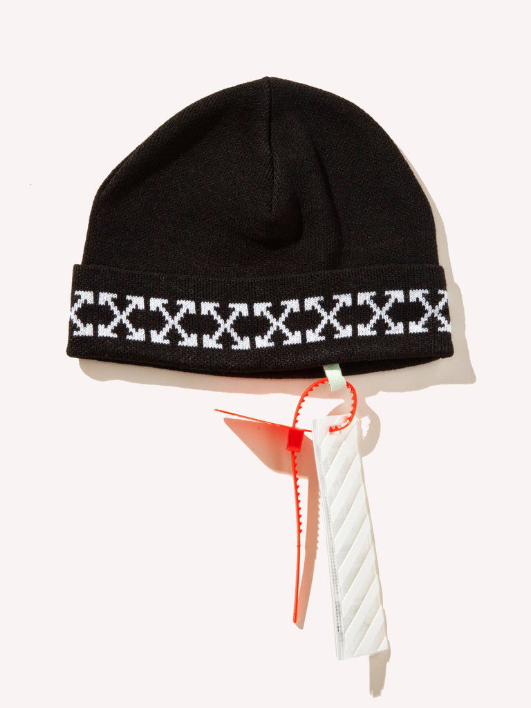 Buy OFF-WHITE Arrows Beanie Online at UNION LOS ANGELES 17519ee7087