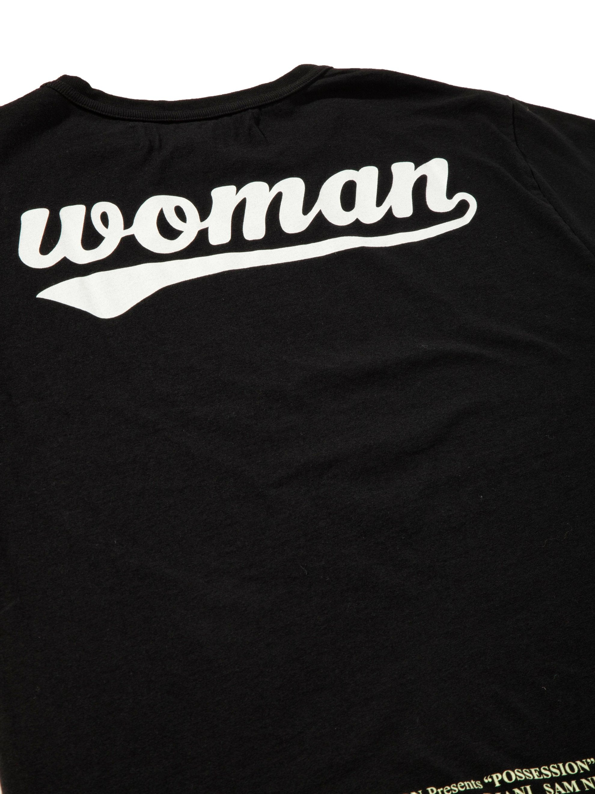 Black Woman Movie T-Shirt 8