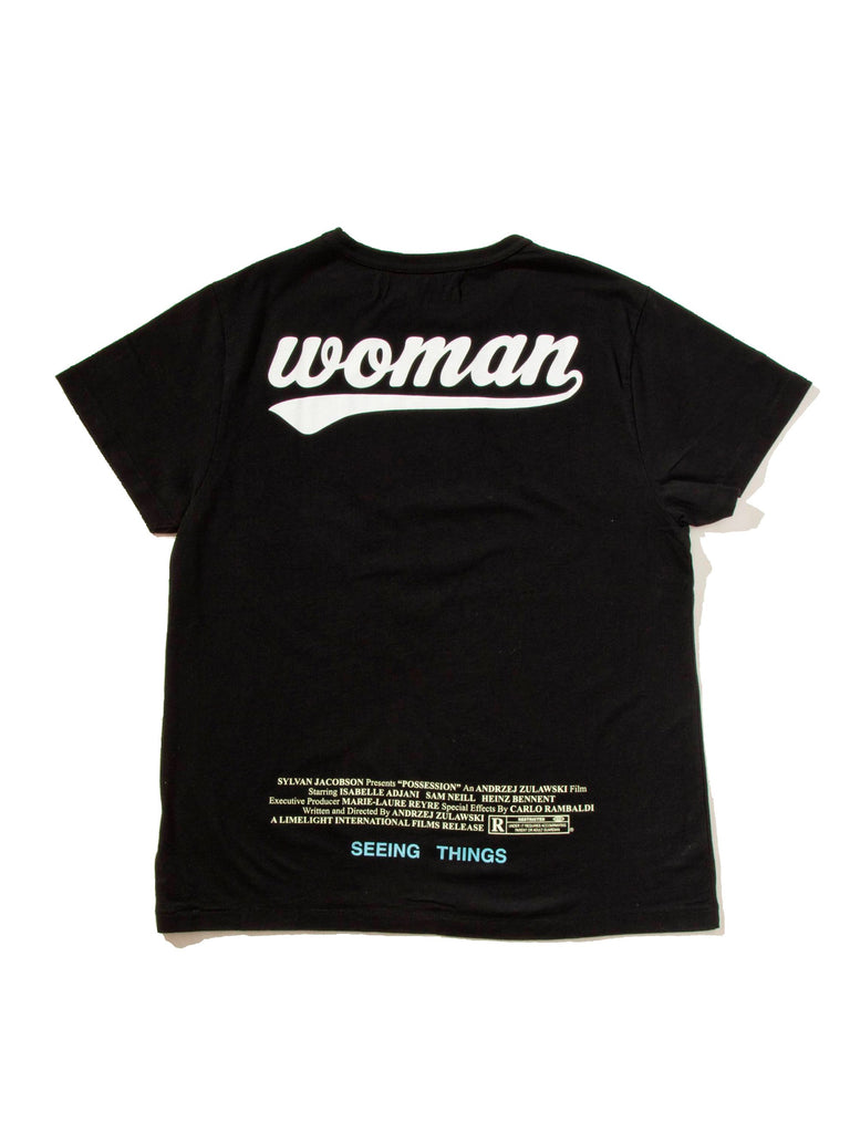 Black Woman Movie T-Shirt 723723868937