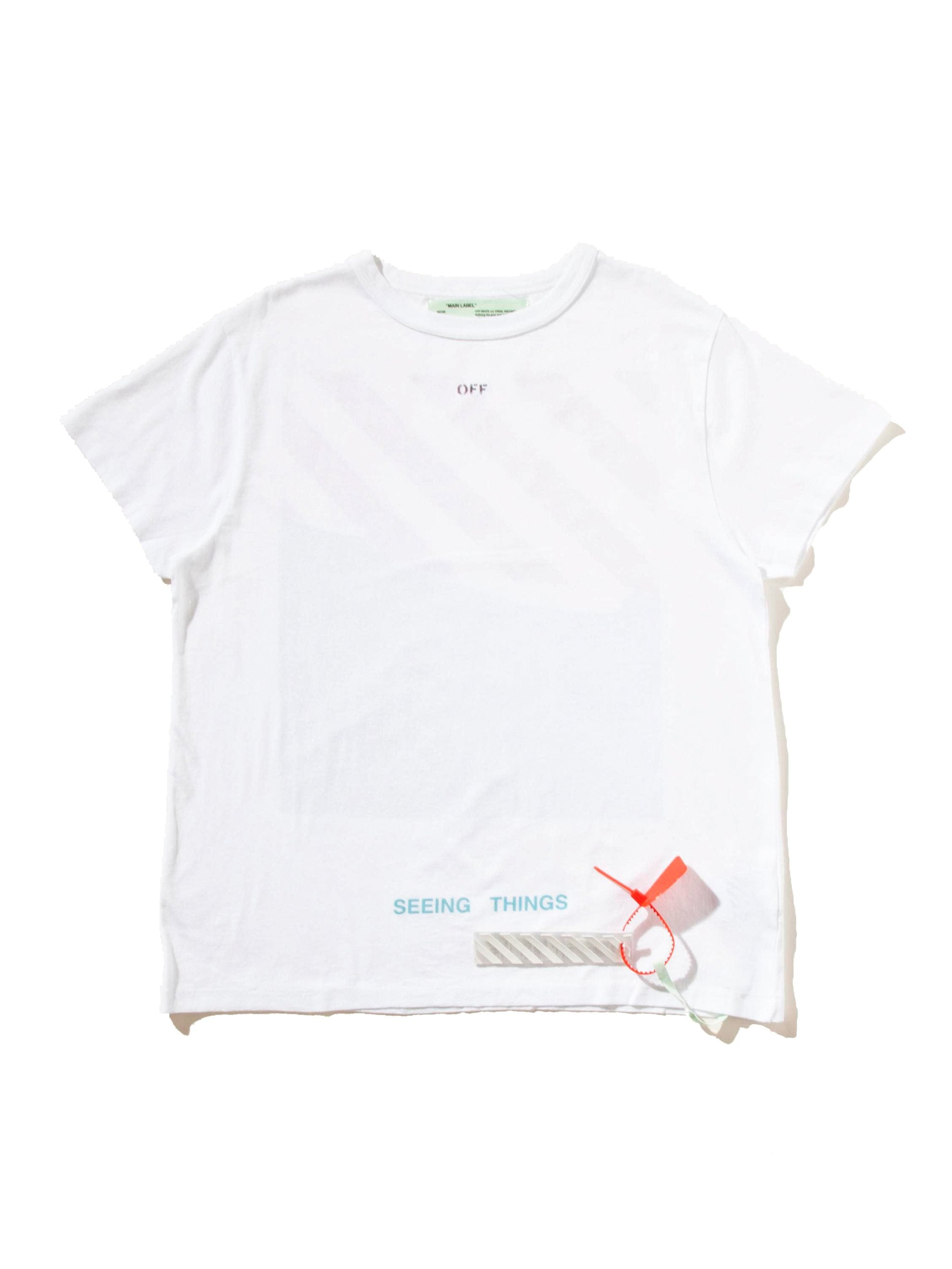 White Photocopy T-Shirt 4
