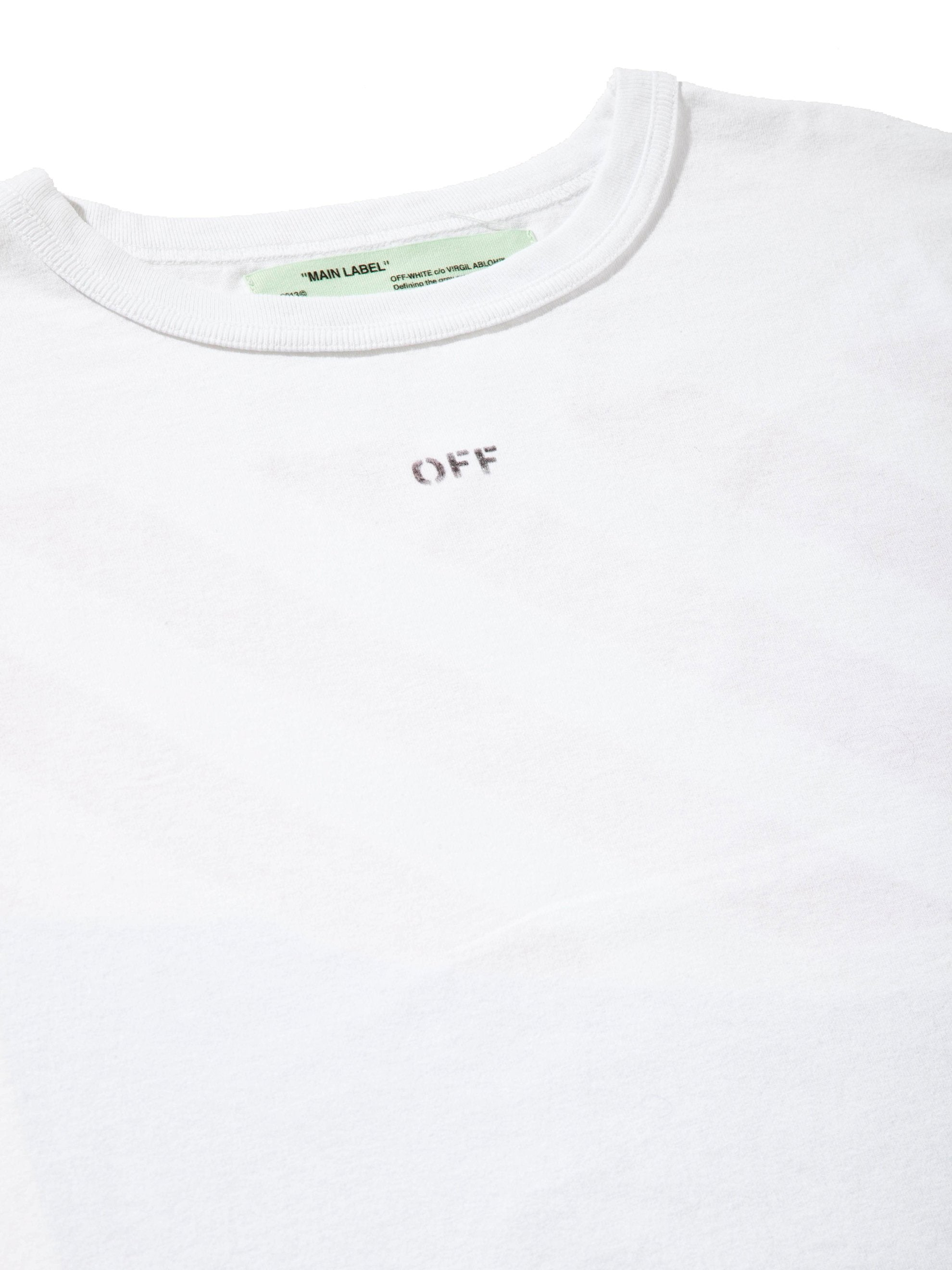 White Photocopy T-Shirt 5