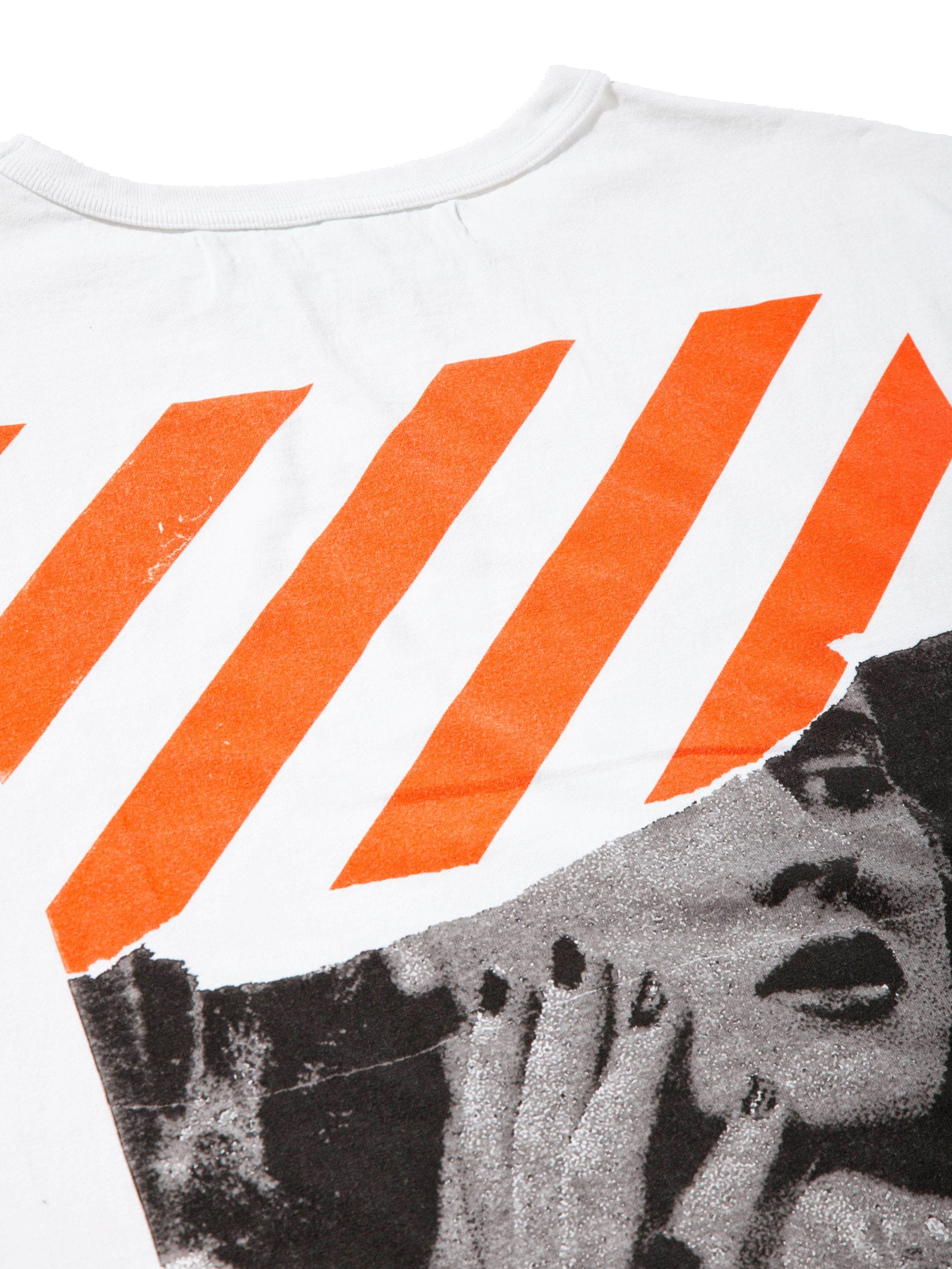 White Photocopy T-Shirt 7