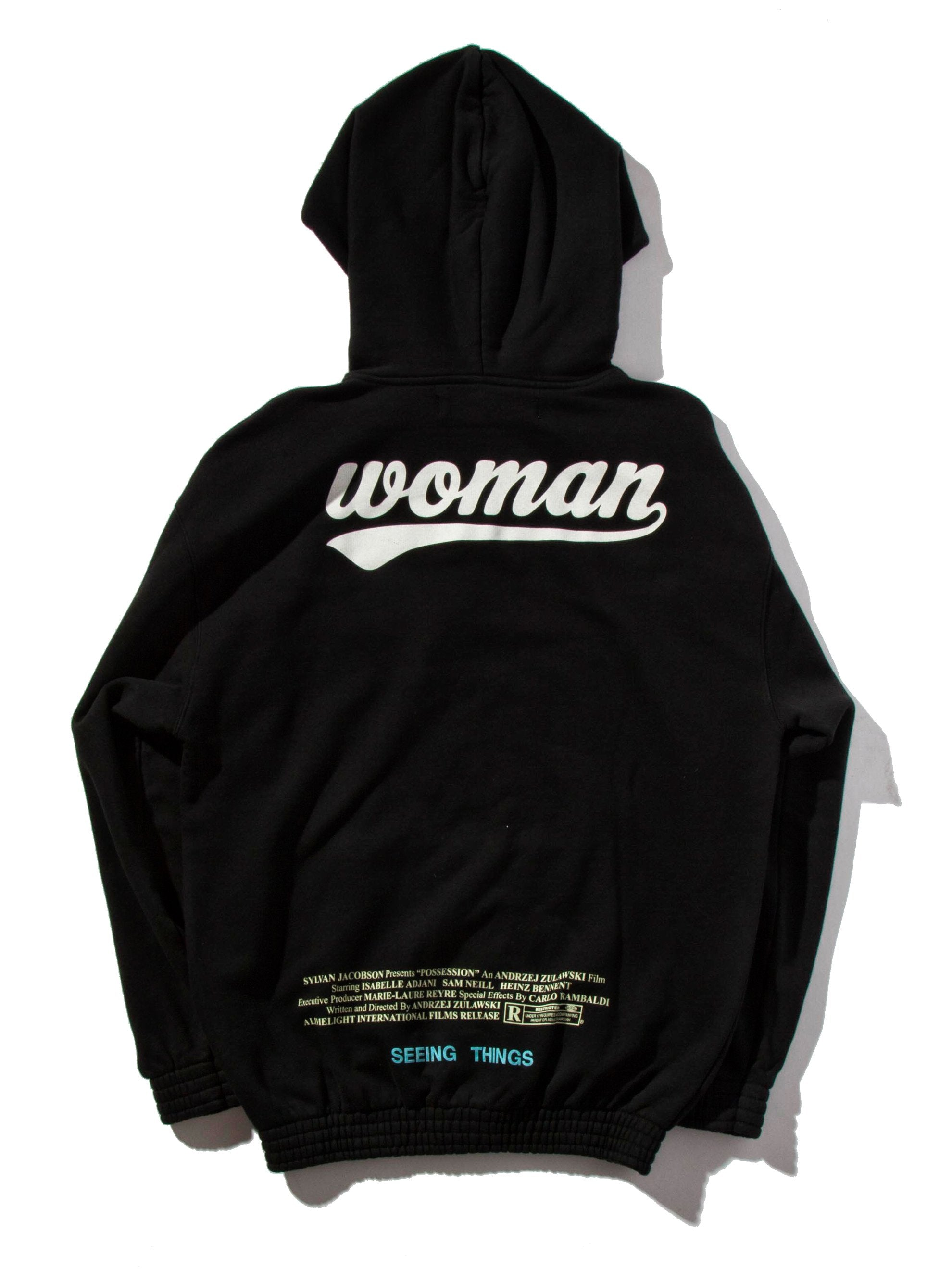 Buy Off White Woman Movie Hooded Sweatshirt Online At Union Los Angeles