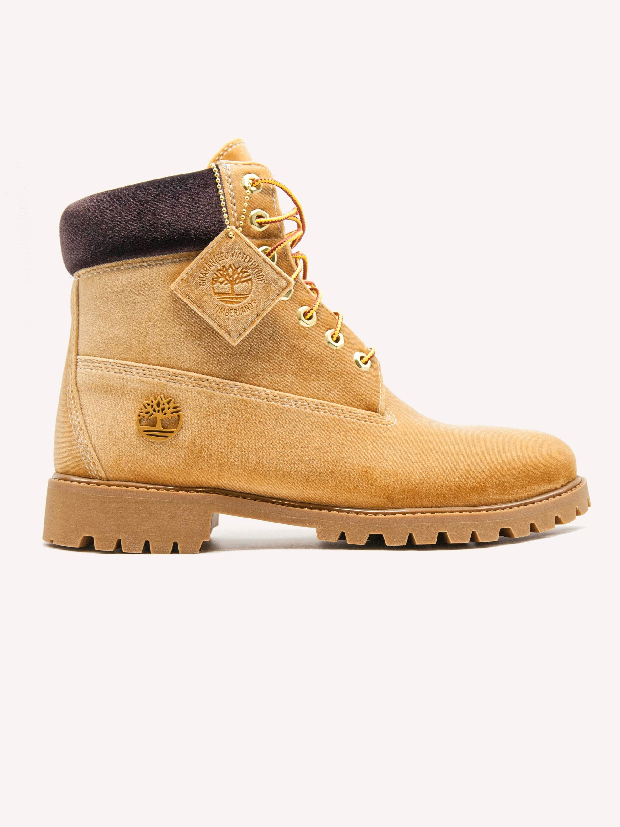 Camel No Color Timberland Boot 1